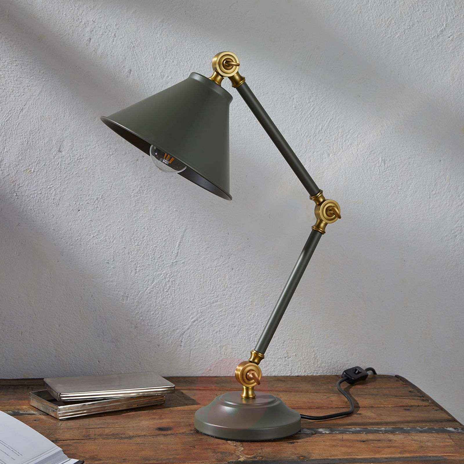 Provence Element adjustable table lamp-3048449-01