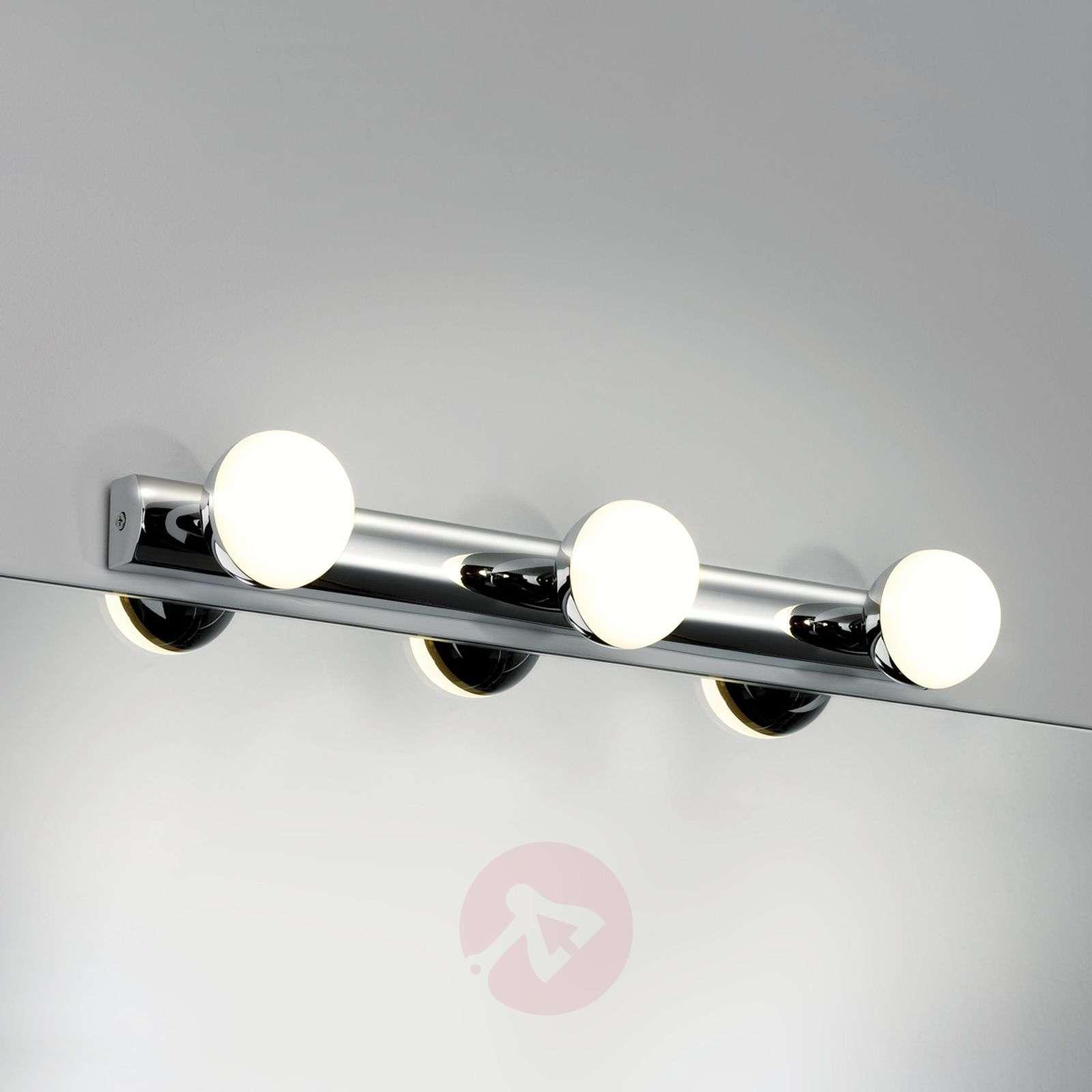 Proxima 3 bulb LED wall light-7600670-01