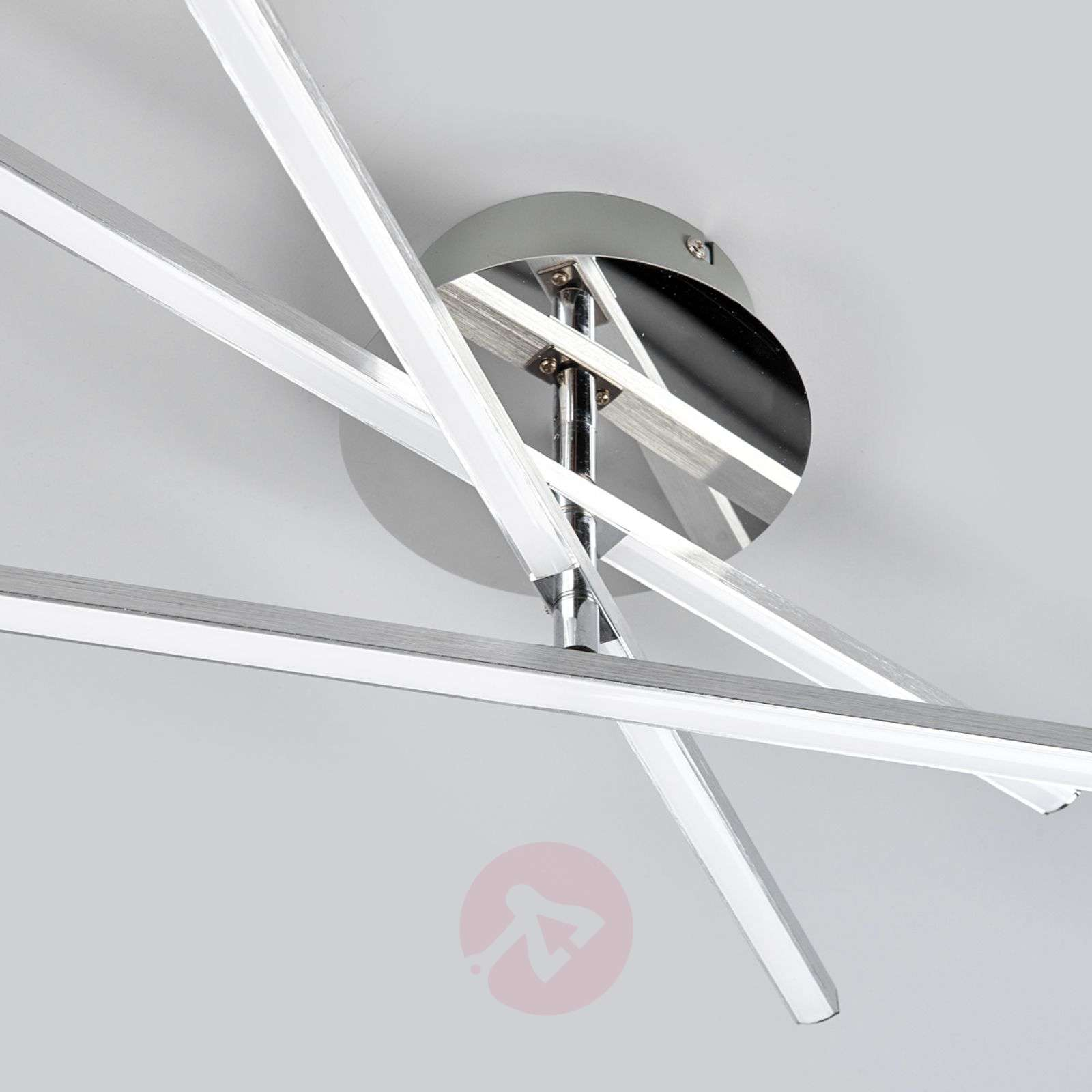 Puristic LED ceiling light Leana-9994084-02