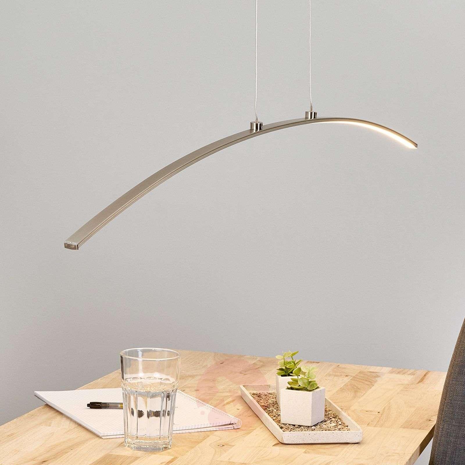 Puristic LED pendant lamp Iven-9985049-01