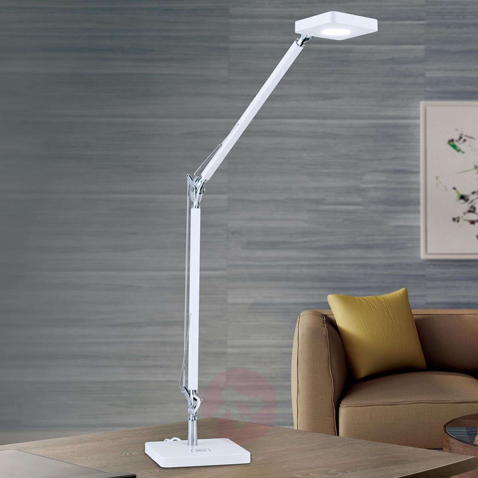 QI-capable LED desk lamp Dave-7255319X-01