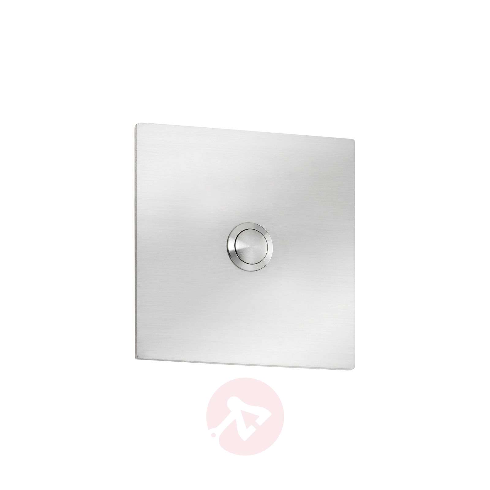 Quadrat Subtle Doorbell Coverplate-2011138-01