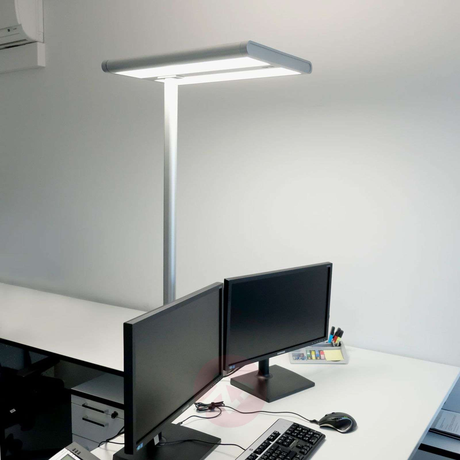 Quirin LED Office Floor Lamp With Sensor 9966001 01 ...