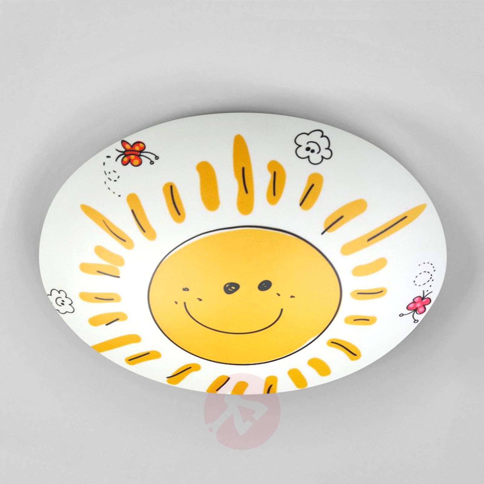 Radiant ceiling light Sunny-5400245-01