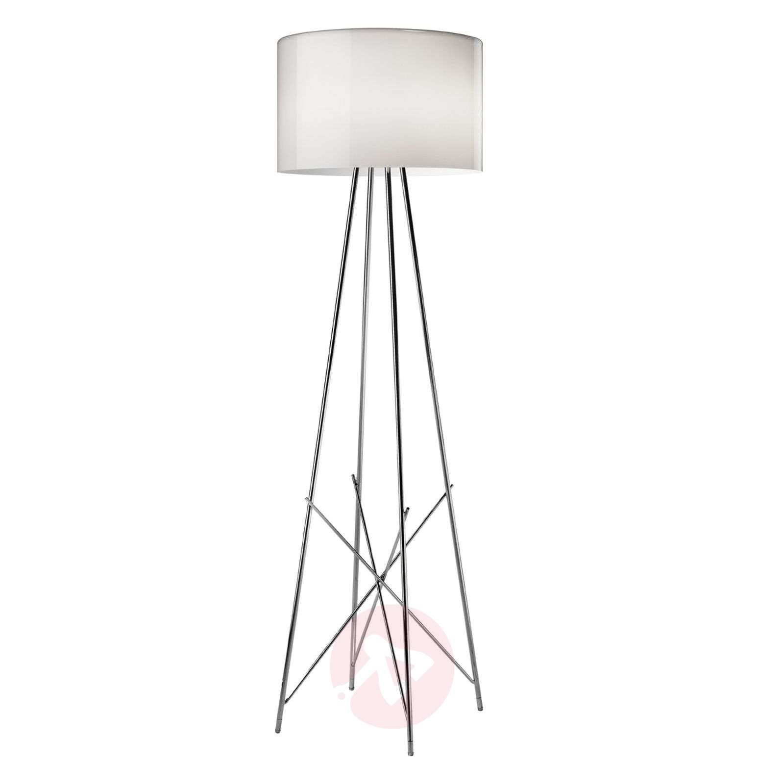 RAY F1 Floor lamp by FLOS with Metal Frame-3510128X-07