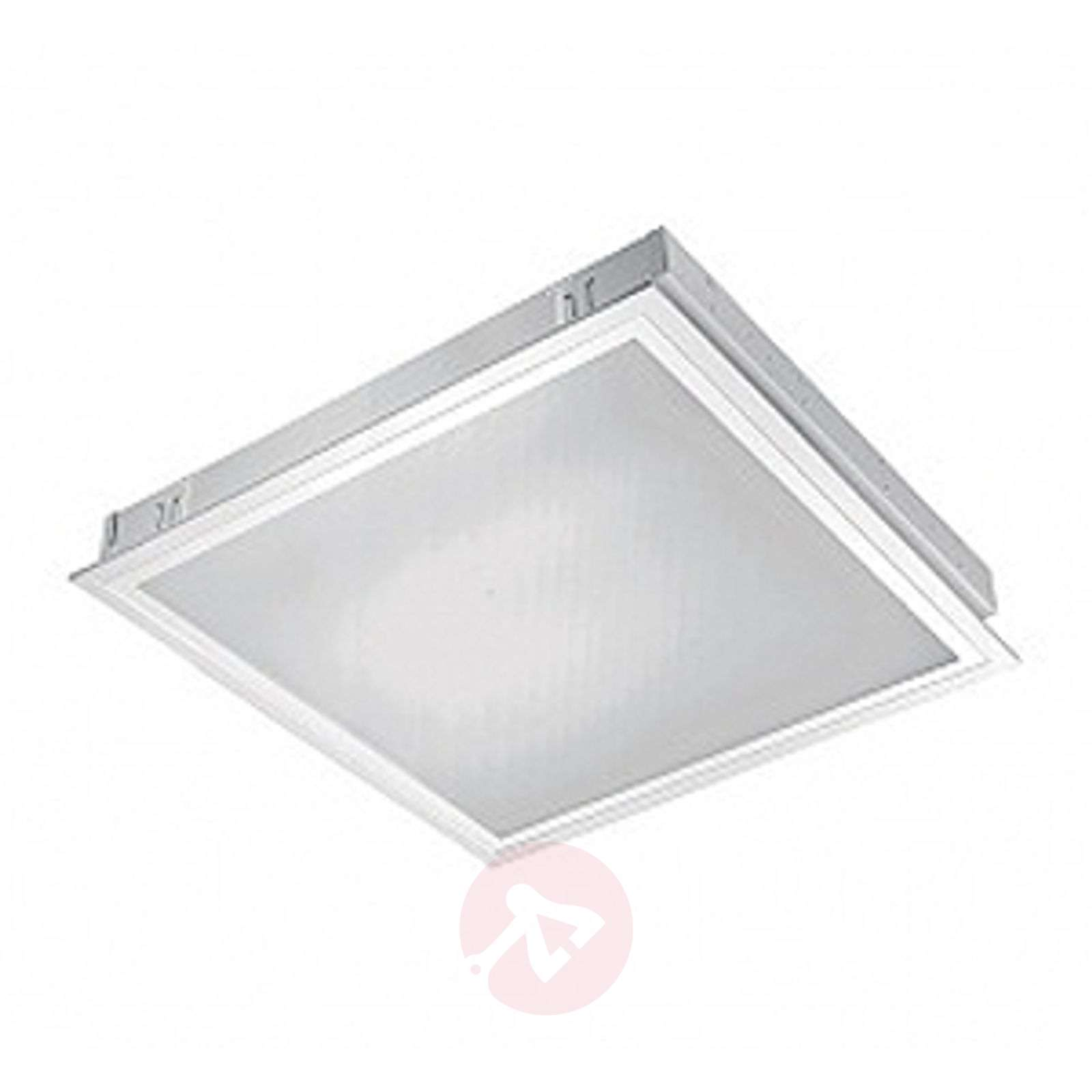 Recessed light 3010, 4 x 24 W with opal cover-1009054-01