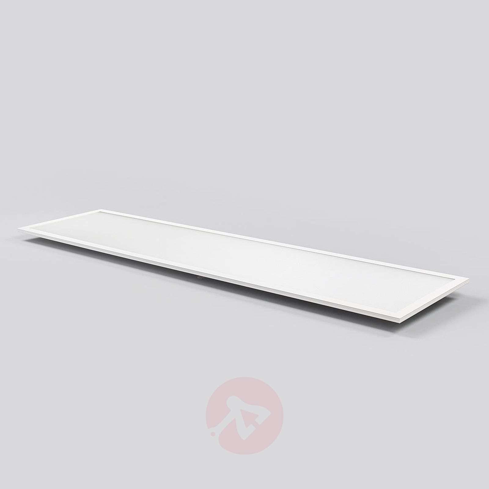 Rectangular LED ceiling light Inga, cool white-9978081-018