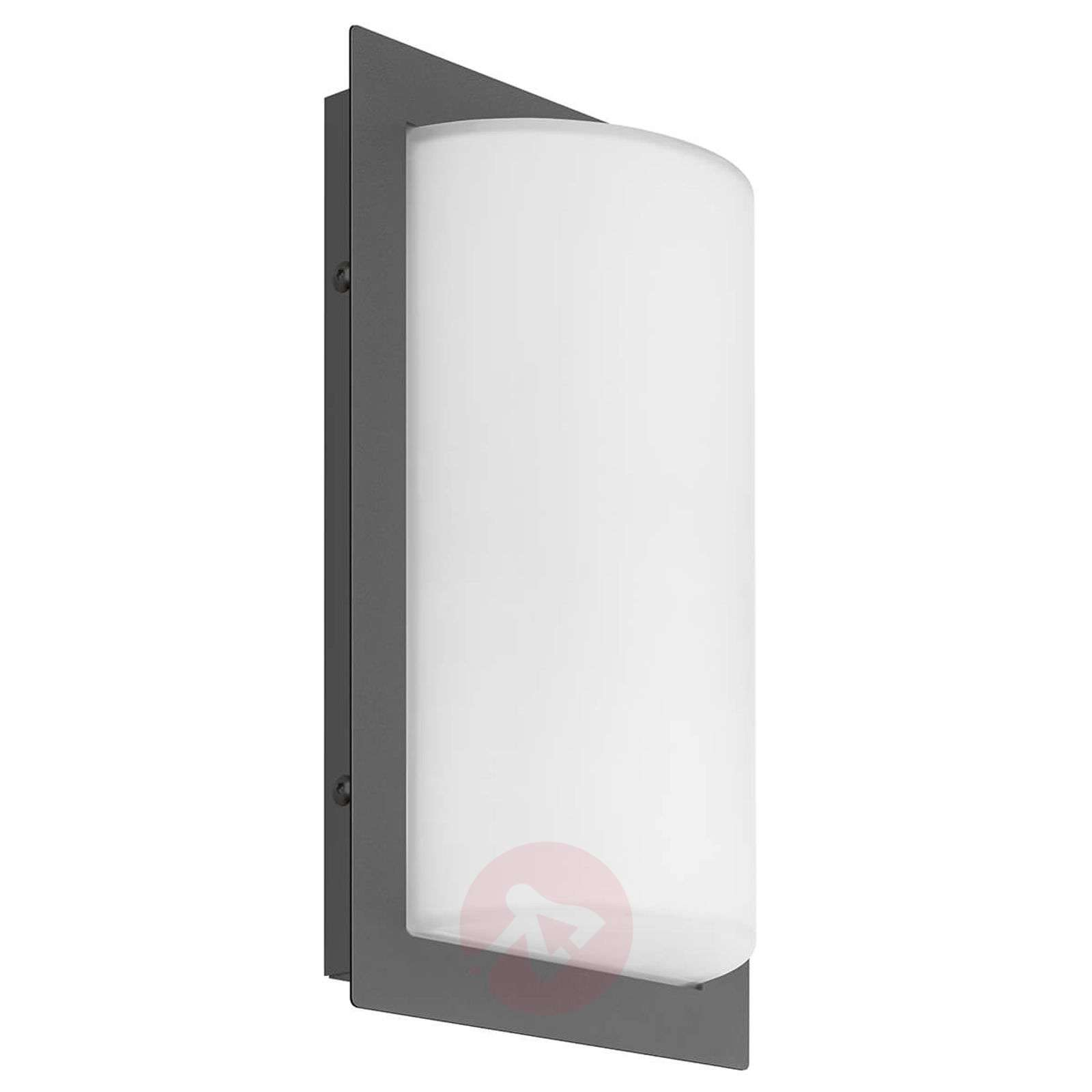 Rectangular sensor wall light Luis for outdoors-6068109-01