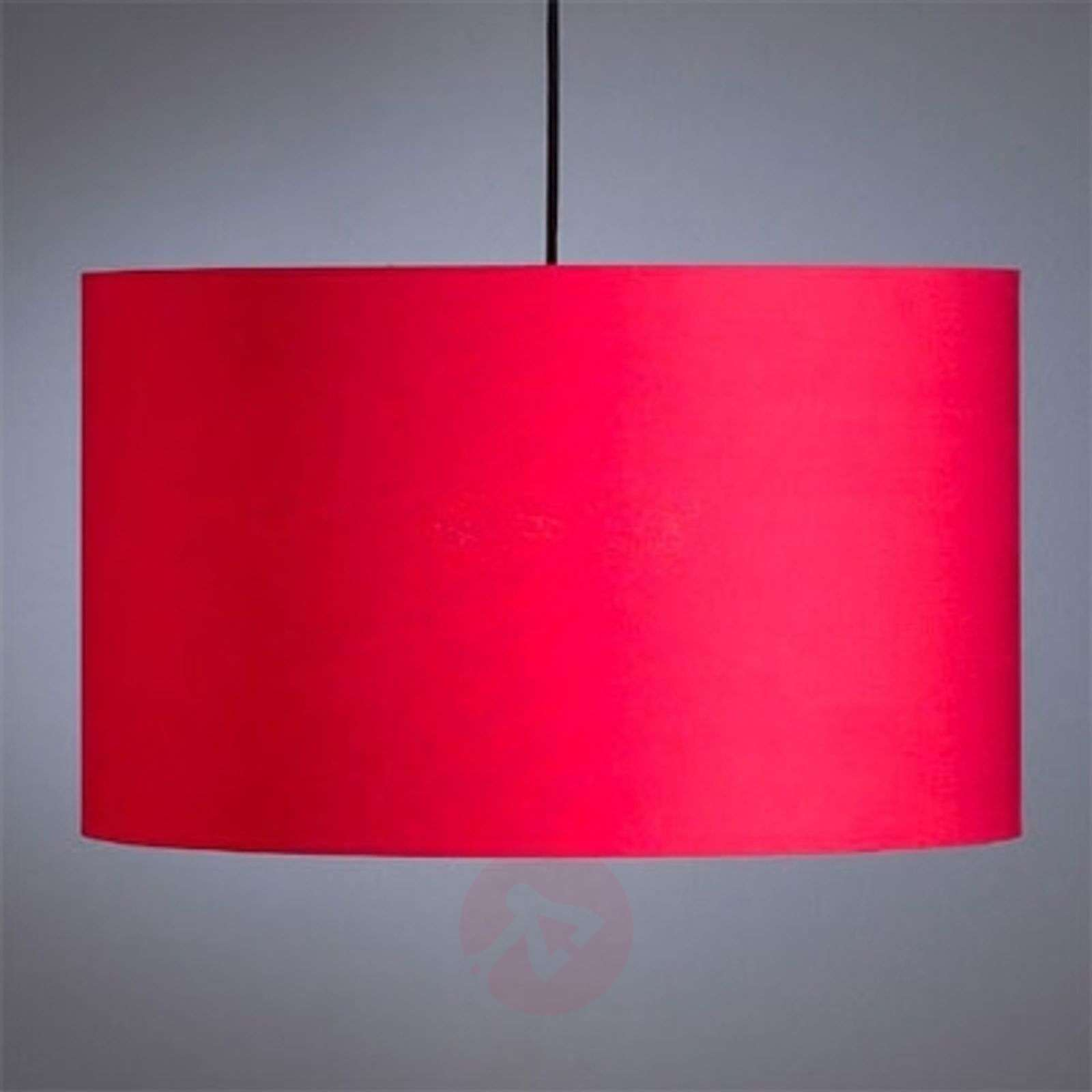Red pendant light by Schnepel-9030173-01
