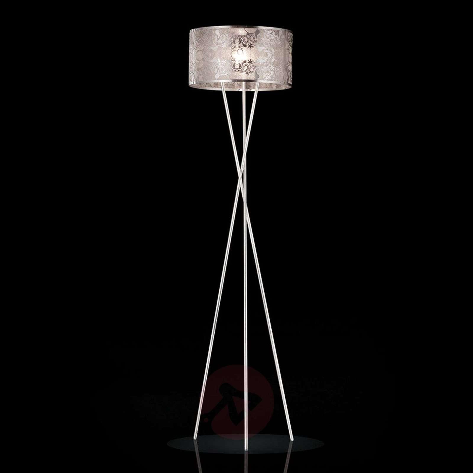 Refined floor lamp Cashmere-6532080-01