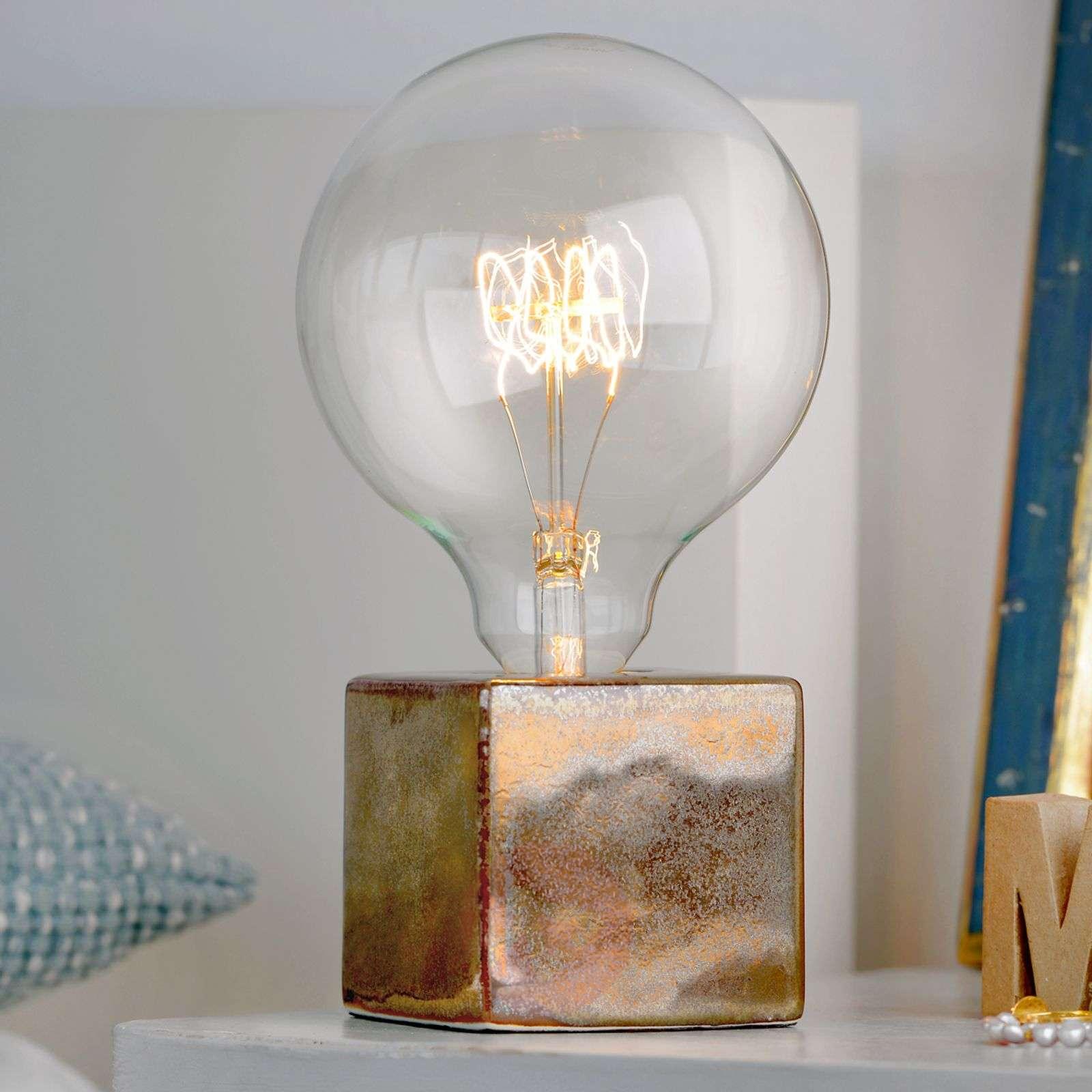 Refined table lamp Helsinki-8507589X-01