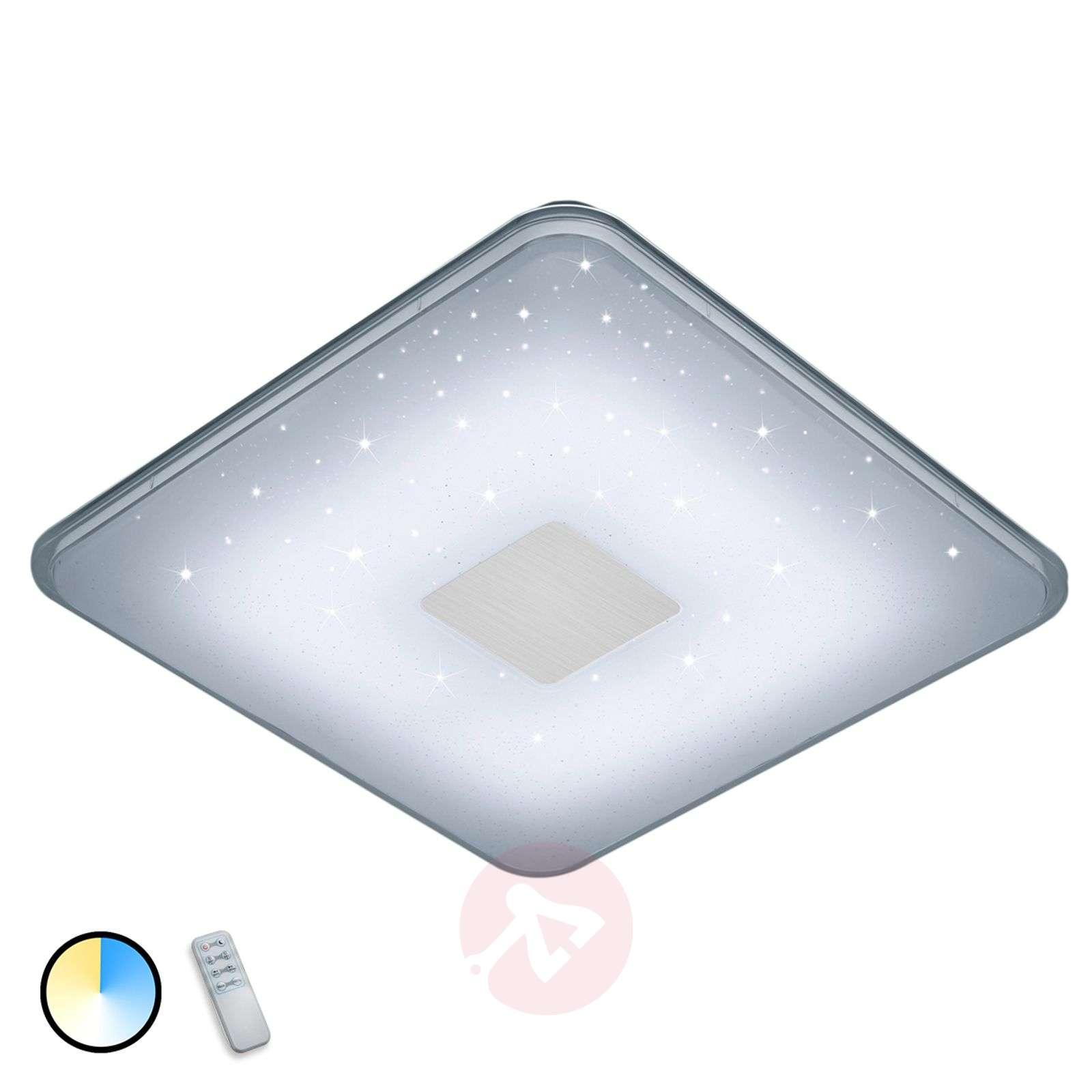 Remote-control angular LED ceiling light Samurai-9005252-01