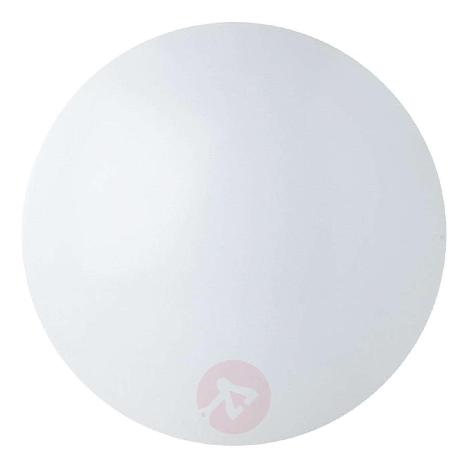 Renzo round LED ceiling light IP44-6530233X-01
