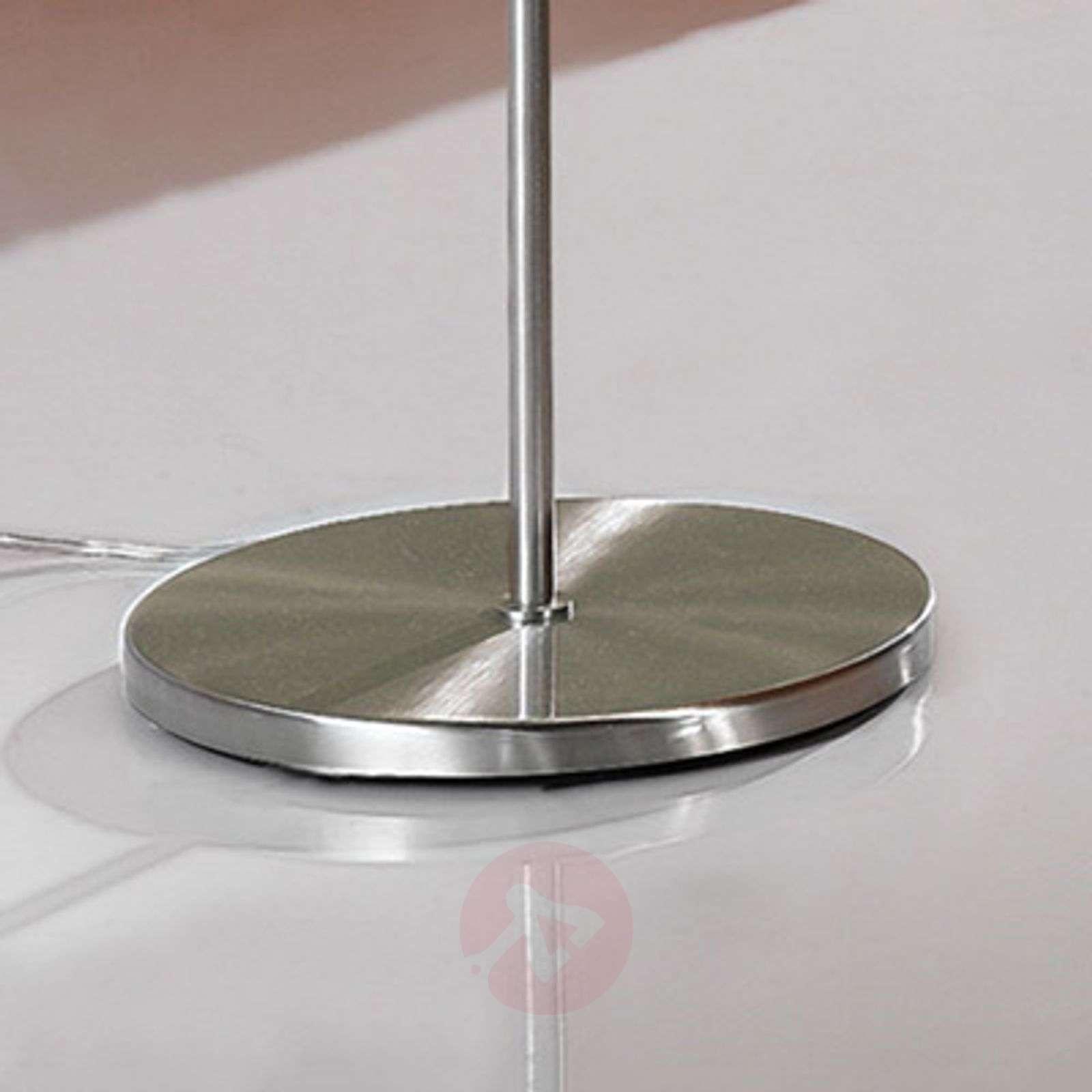 Ria Floor Lamp Elegant Nickel Matte-7253204-01