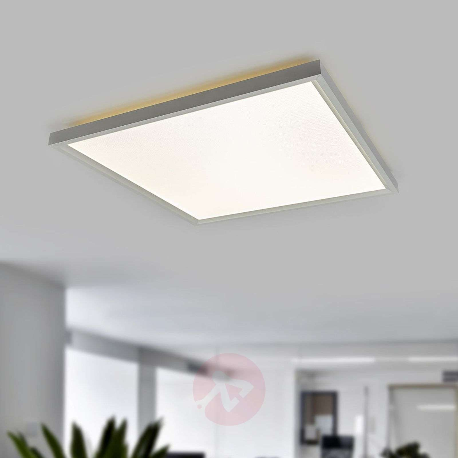 Rick Square Led Office Ceiling Lamp Dali 4 000 K Lights Ie