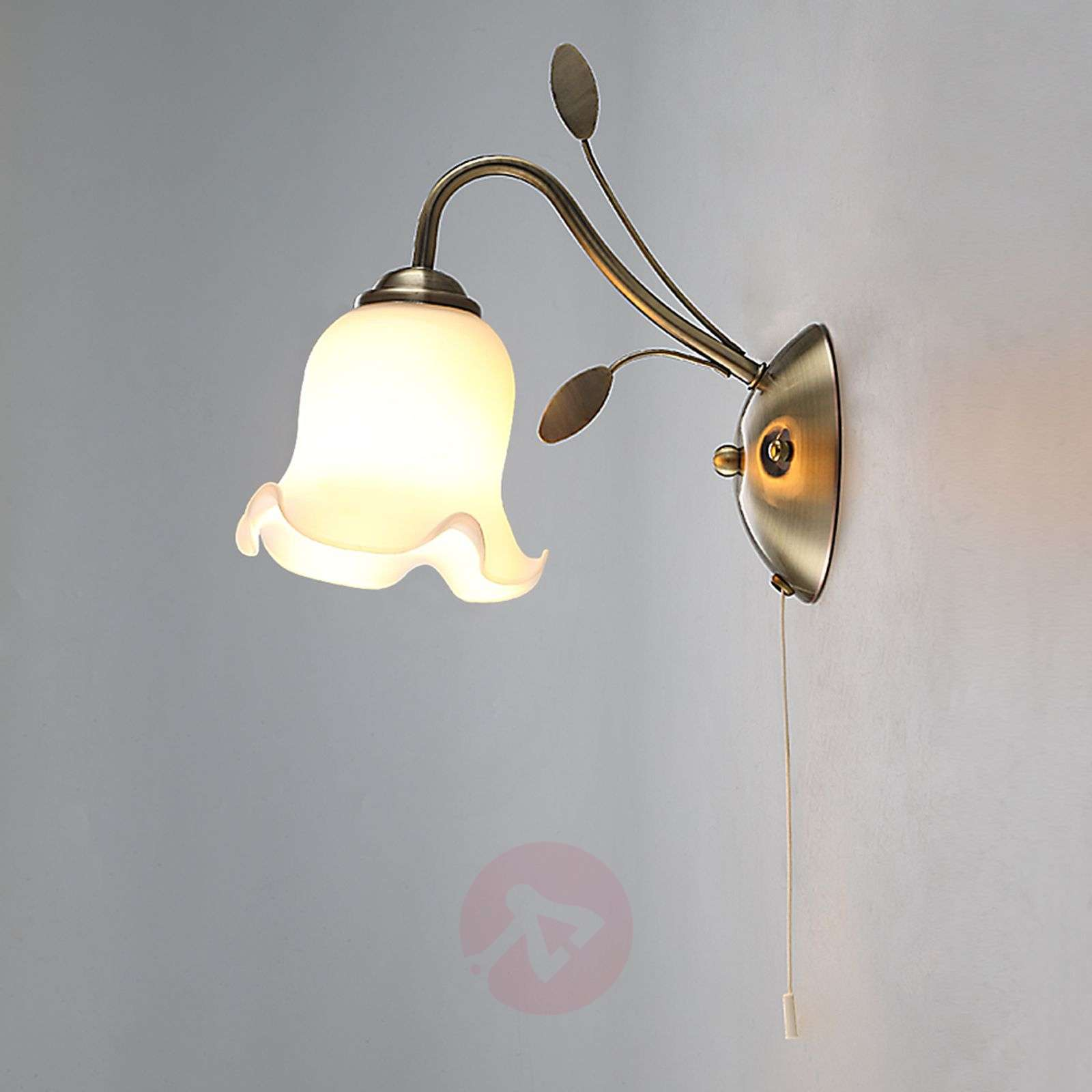 Romantic wall light Matea-9620756-02