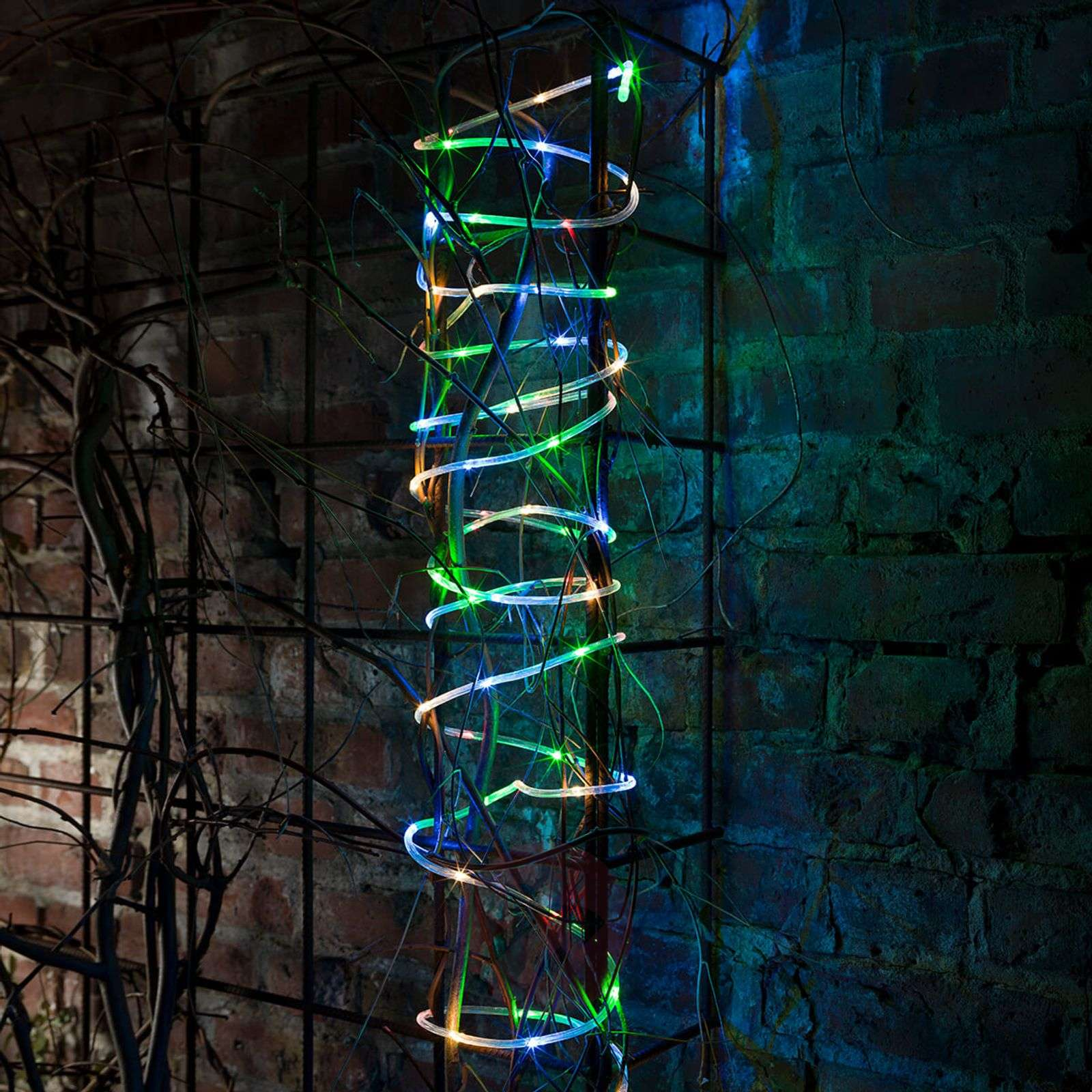 Rope light mini led rgb 500 cm lights rope light mini led rgb 500 cm 5524801 01 aloadofball Images