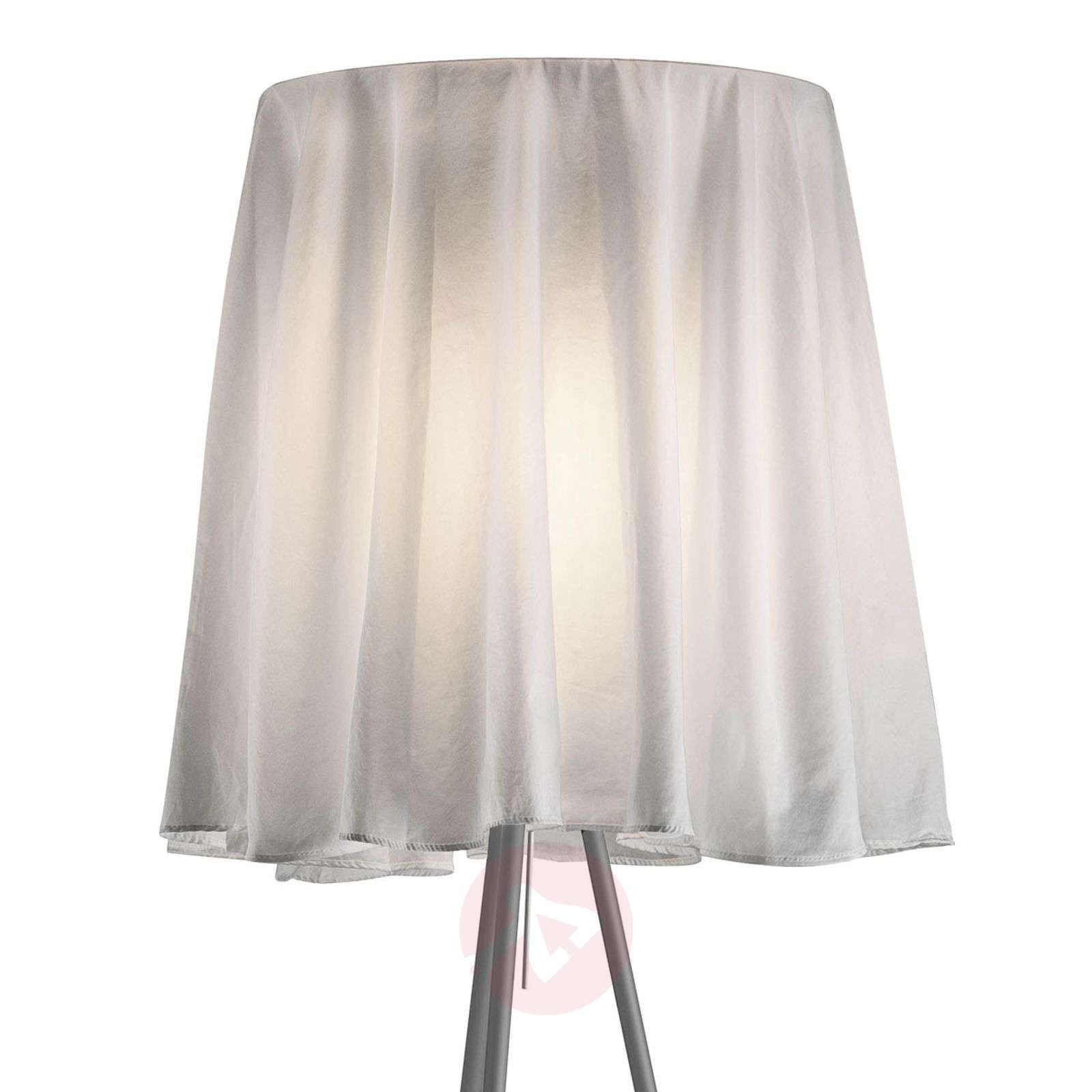 ROSY ANGELIS floor lamp with a silver frame-3510071-03