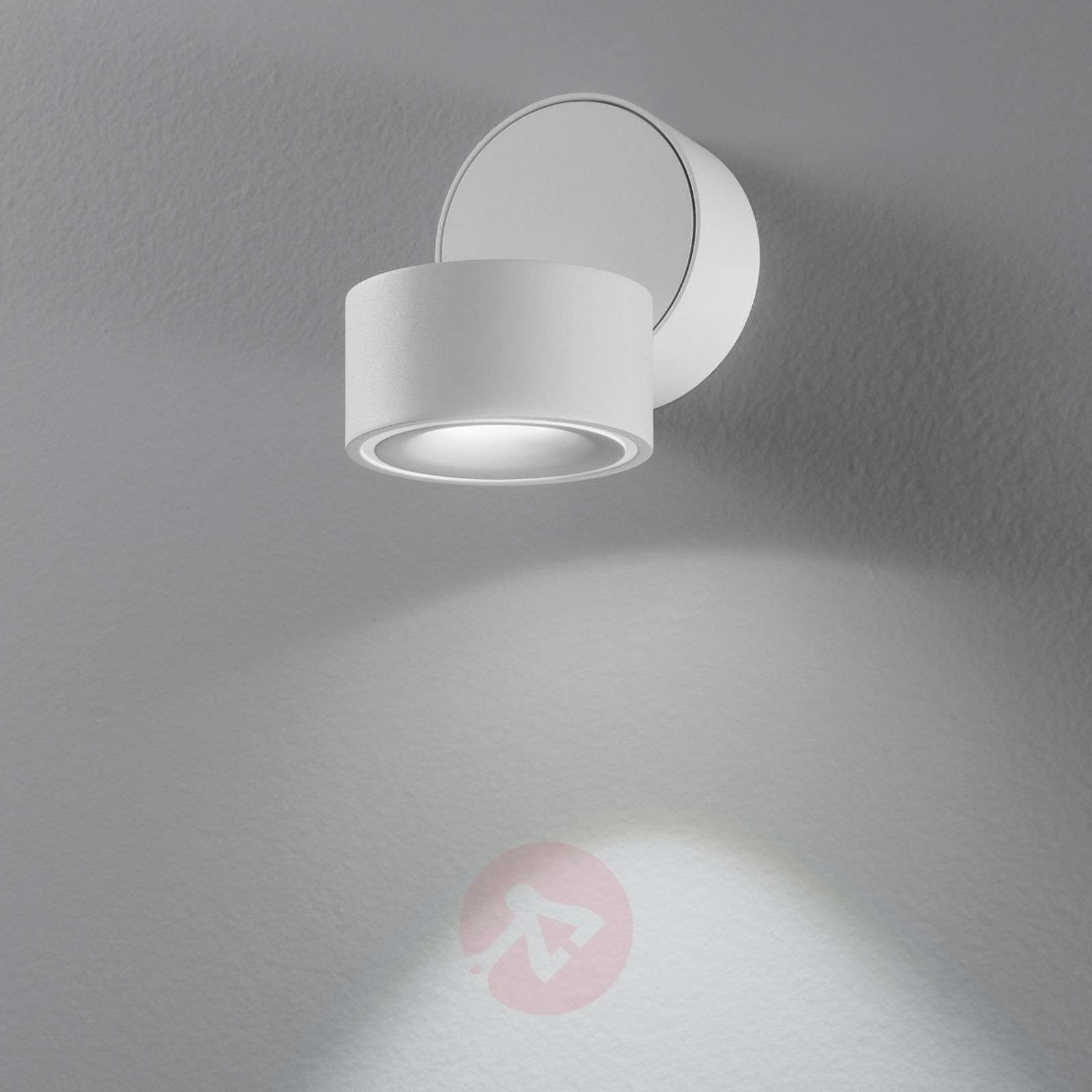 Rotatable and pivotable Clippo LED ceiling spotlight-3023101-01
