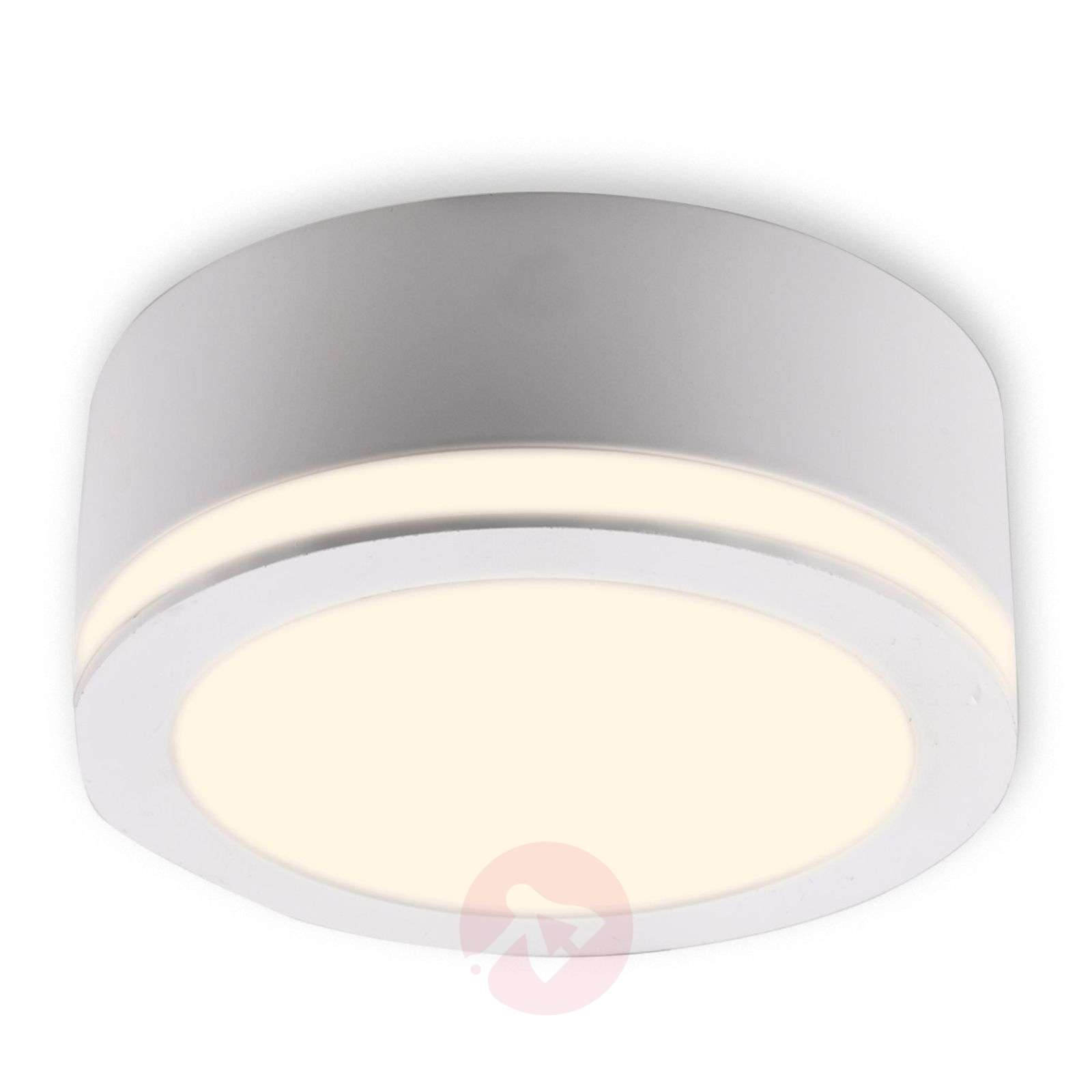 Round Biala LED surface-mounted spotlight, 10 cm Ø-9506132-01