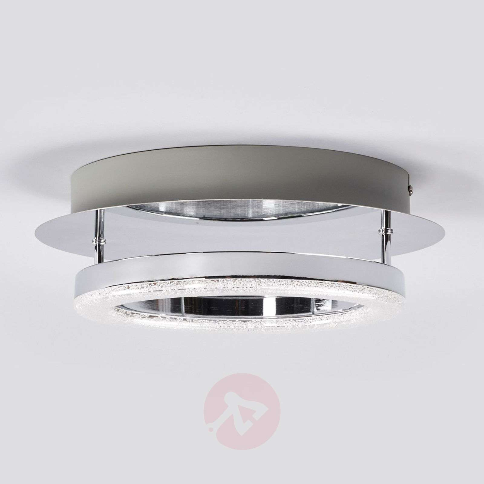 Round Daron LED ceiling lamp-9987043-02