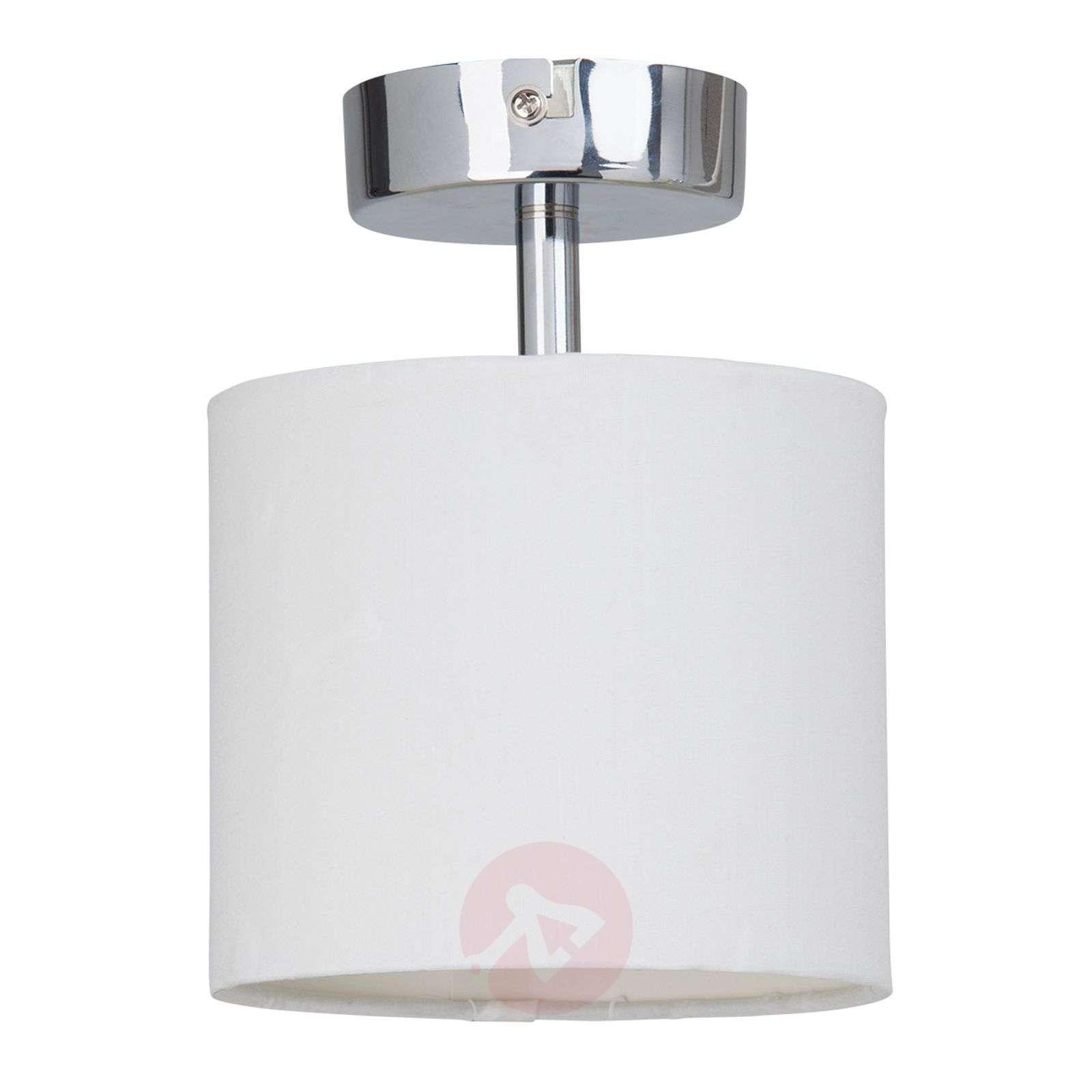 Round fabric ceiling light Sandra-1508887-01