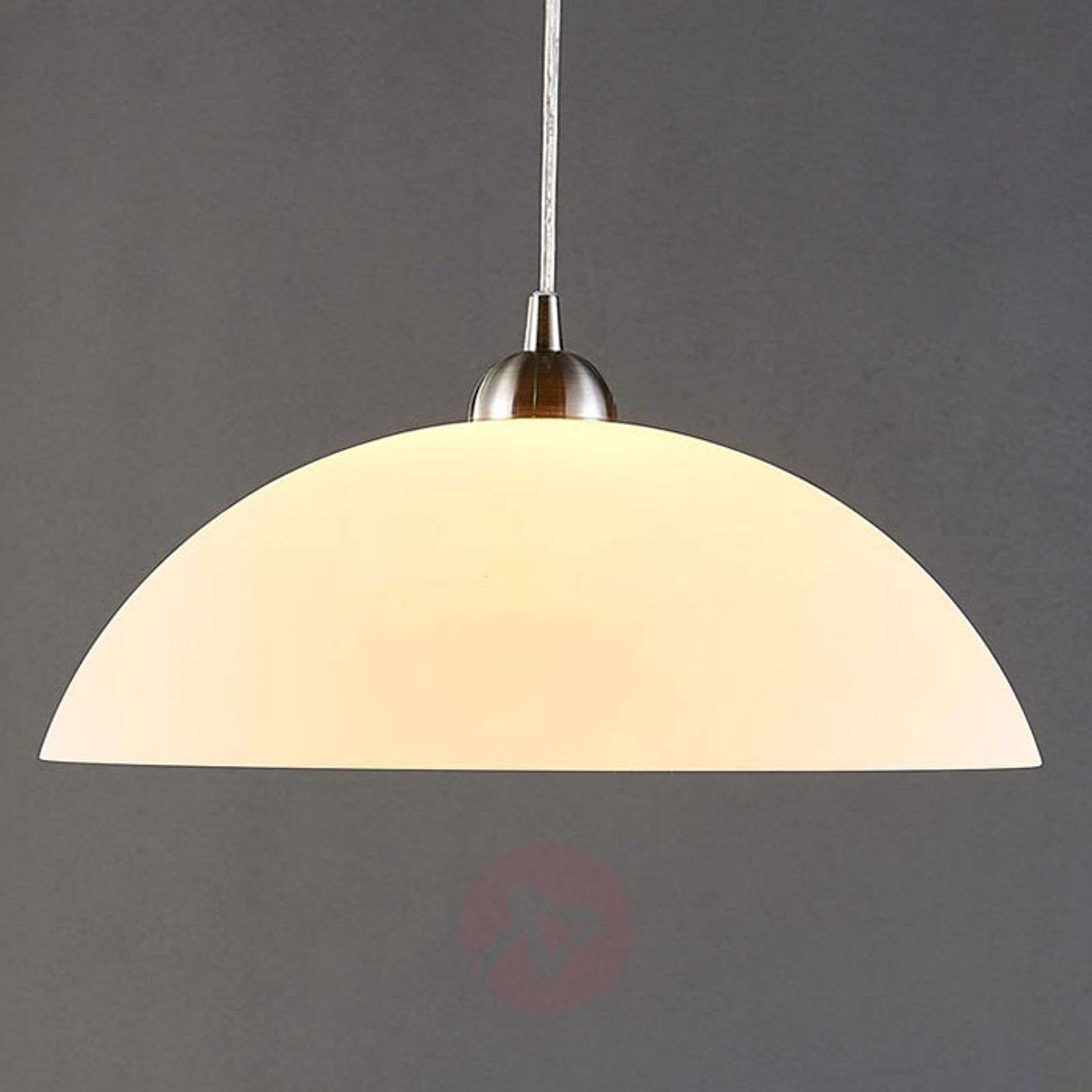 Round glass hanging light Valeria for the kitchen-9621039-02