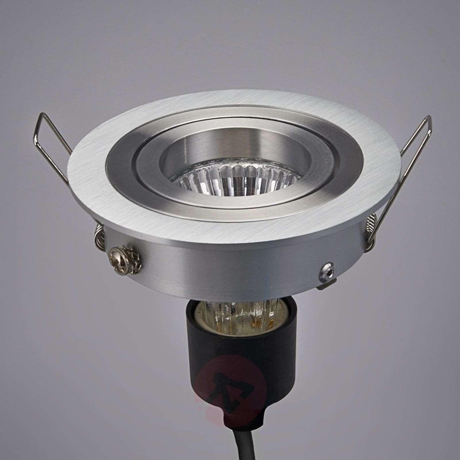 Round high voltage recessed light Sophia-9620700-01
