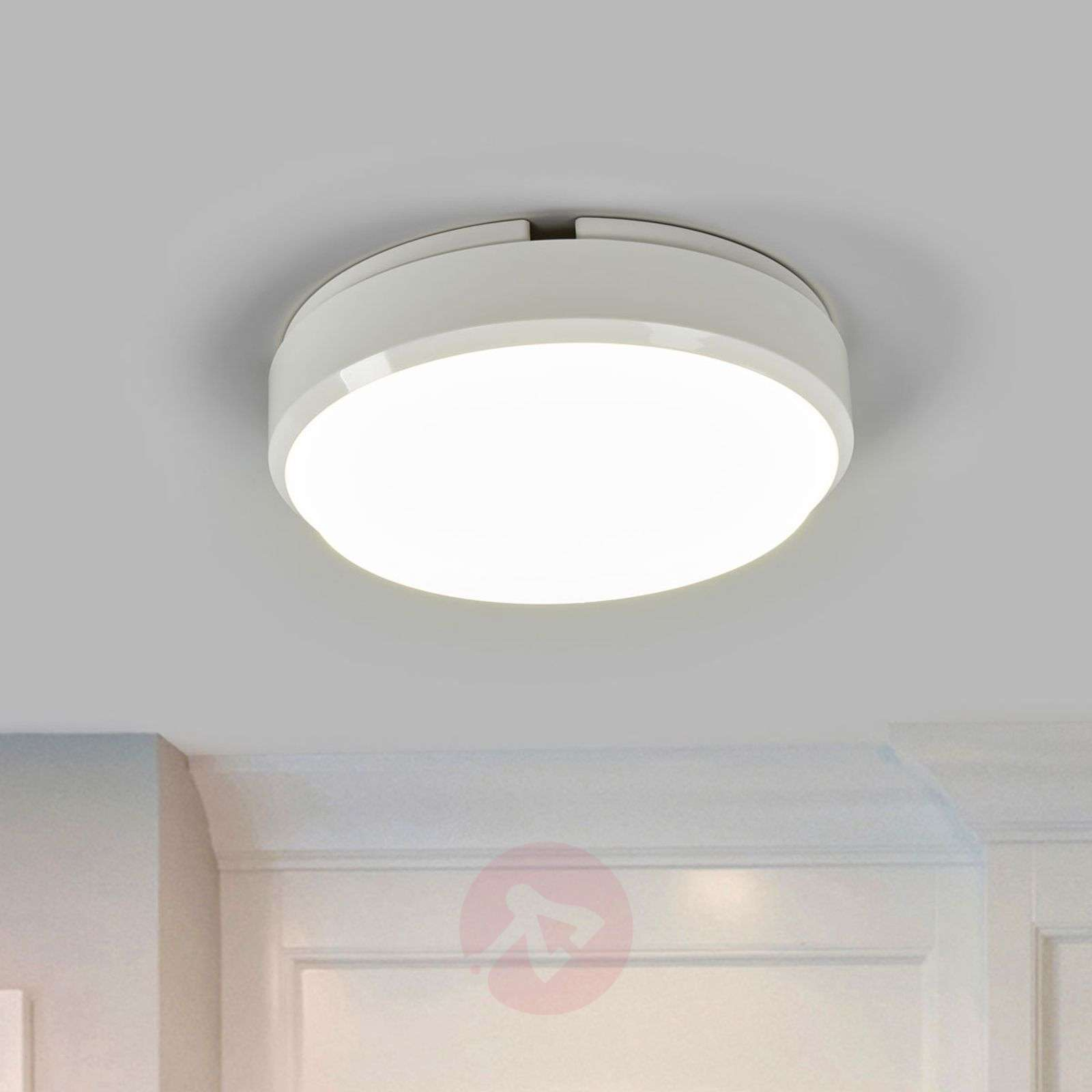 Round LED ceiling light Bulkhead with sensor-8559218-02