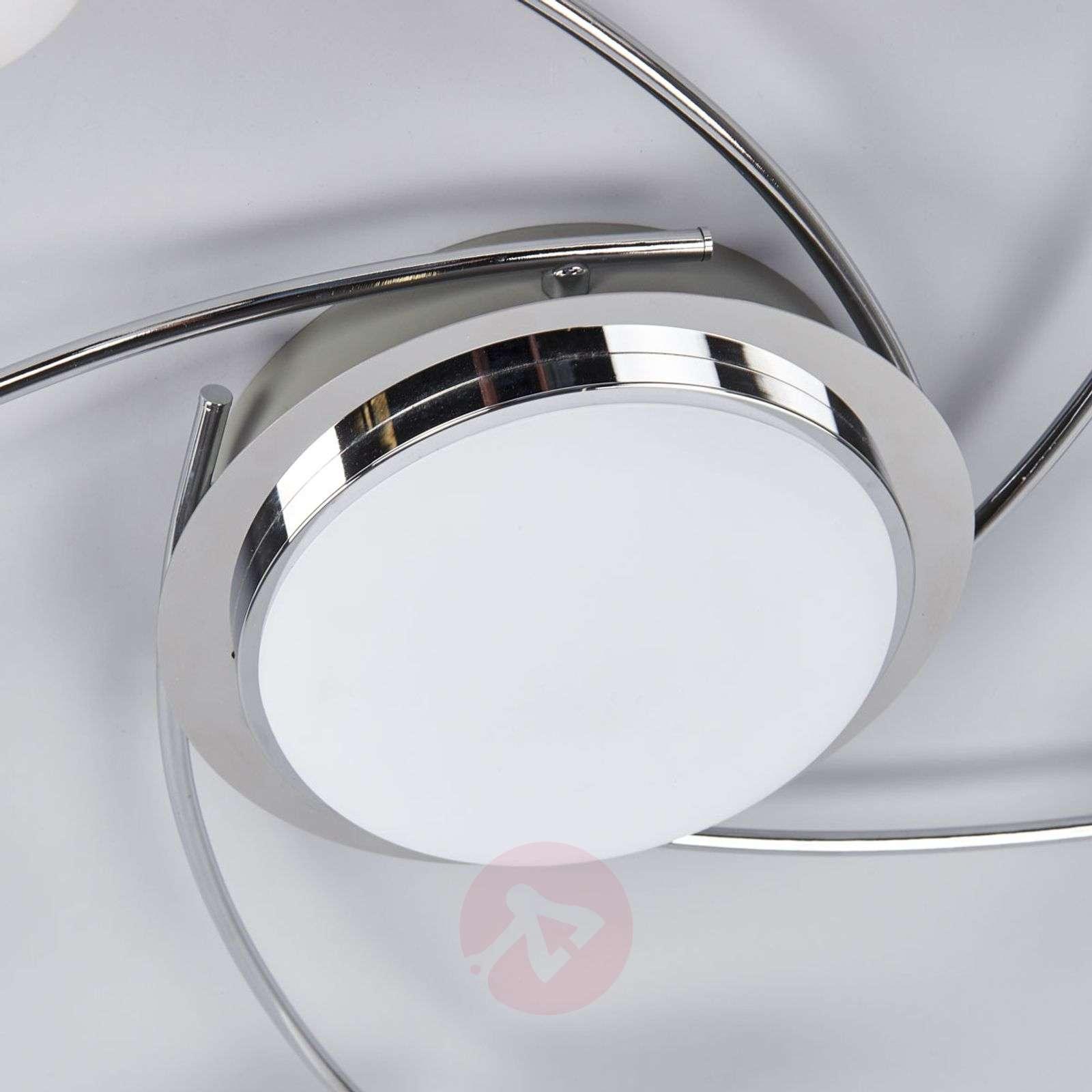 Round LED ceiling light Vitus, 6-bulb-9994100-02
