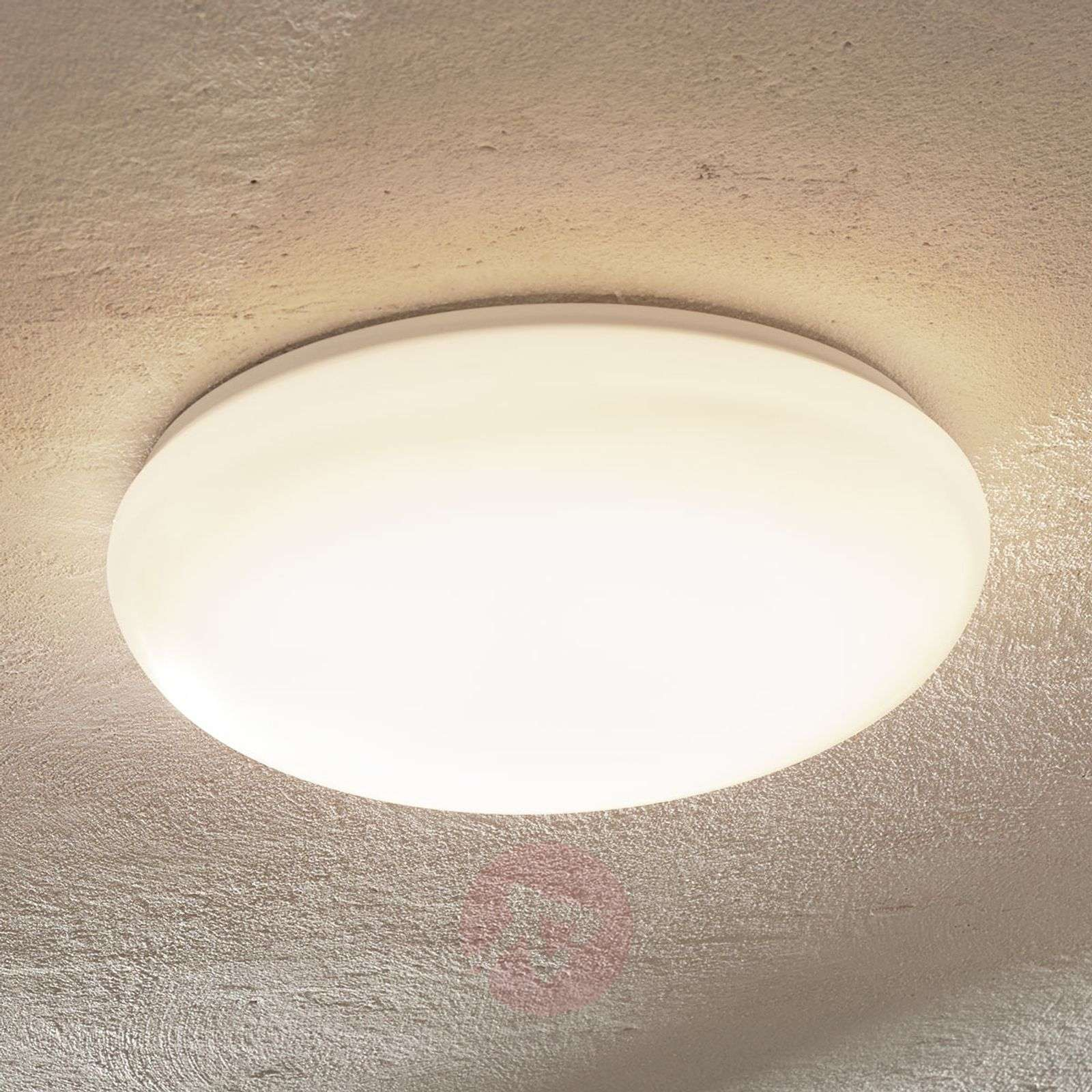 Round sensor ceiling light Altona with LEDs-6022355-01