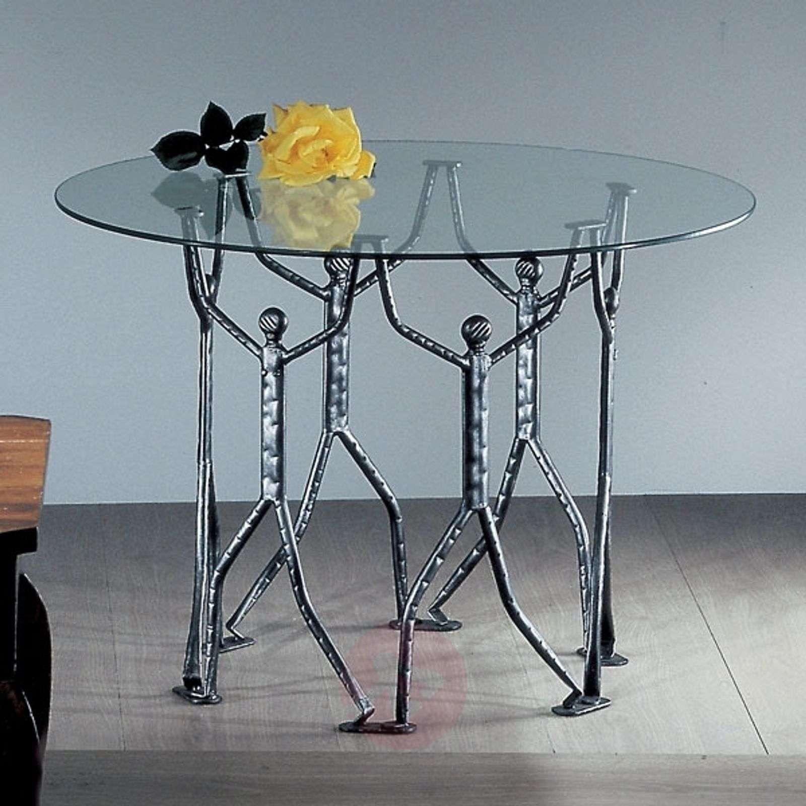 Round table Ethno, 60cm-5505342-01