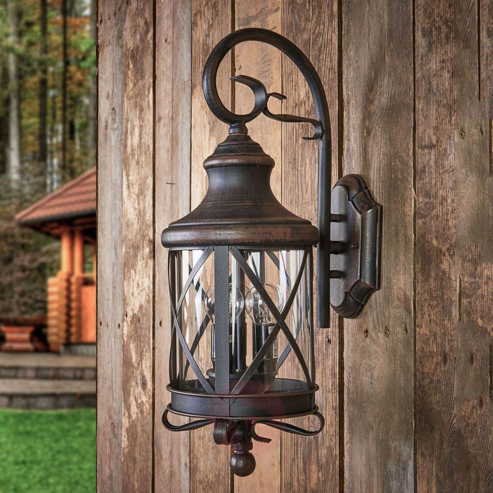 Rustic outdoor wall light Romantica-5515074-01