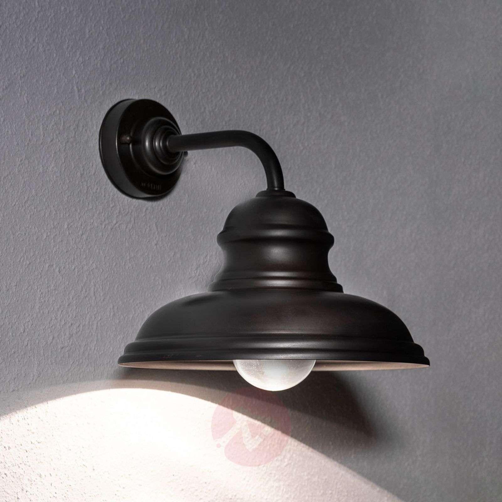 Rustic Outdoor Wall Light Valentina 6515135 01