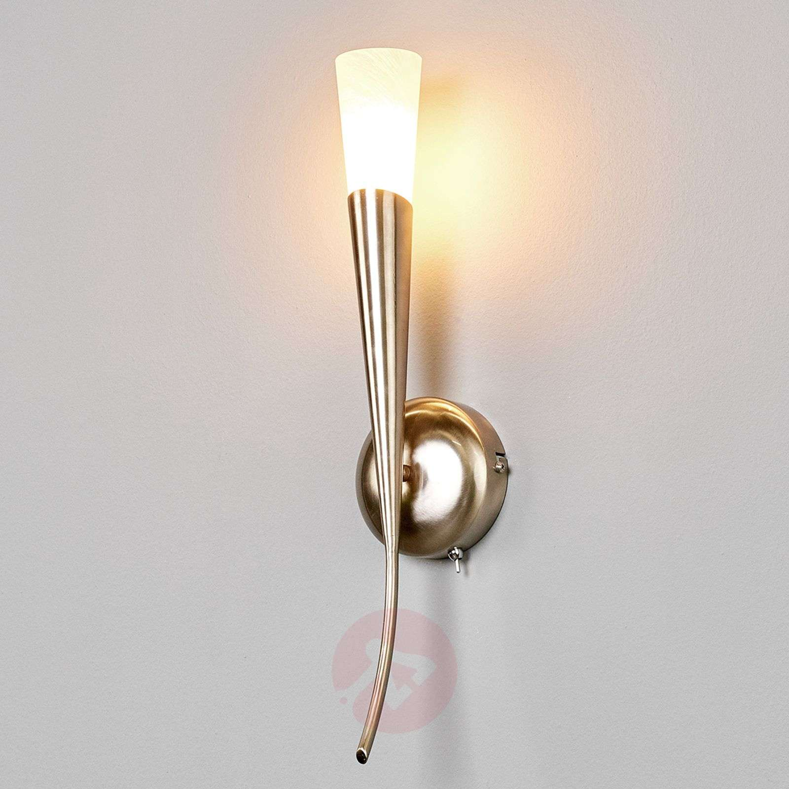 Sander led wall torch matt nickel lights sander led wall torch matt nickel 9620138 01 audiocablefo