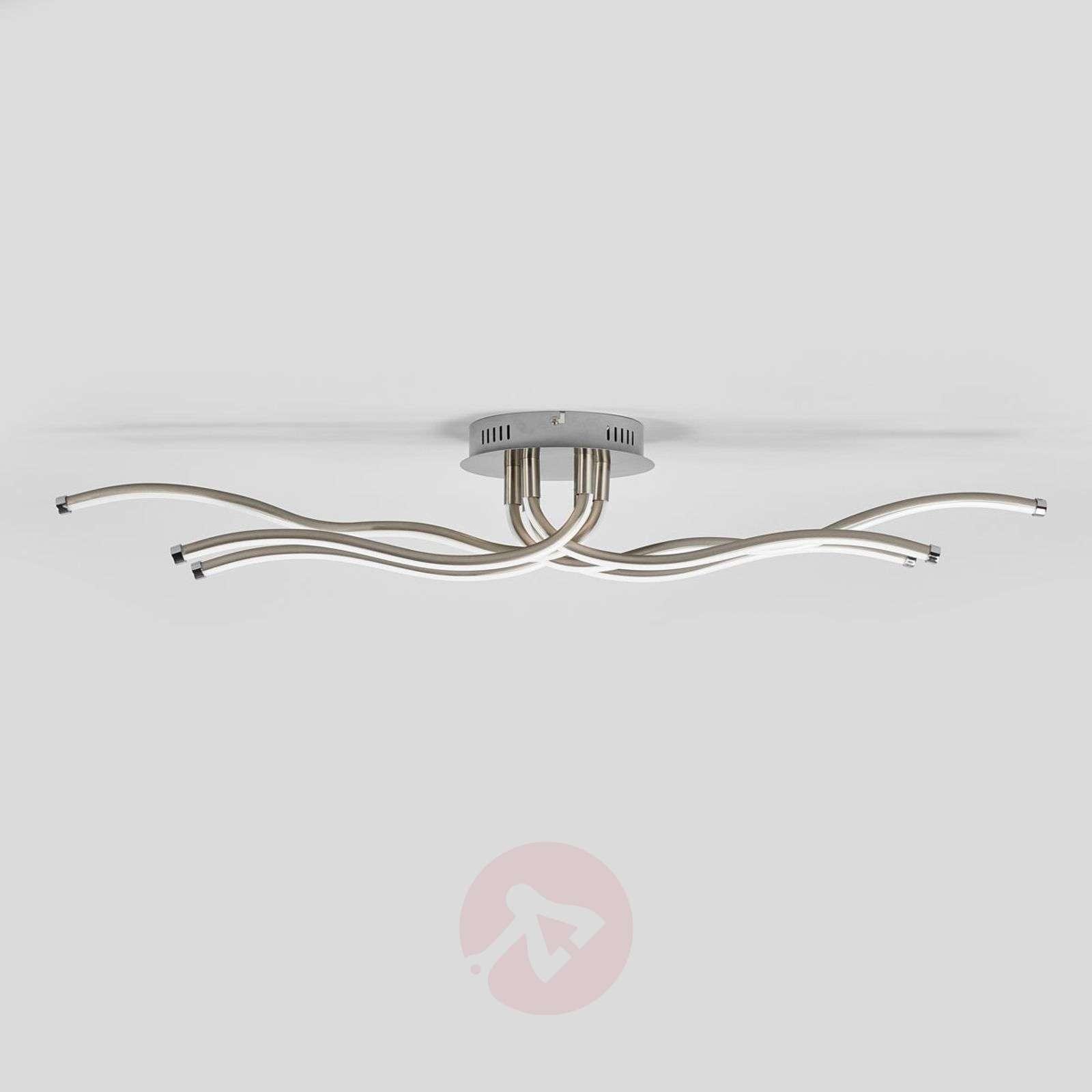 Saya wave-shaped LED ceiling light-9985073-02