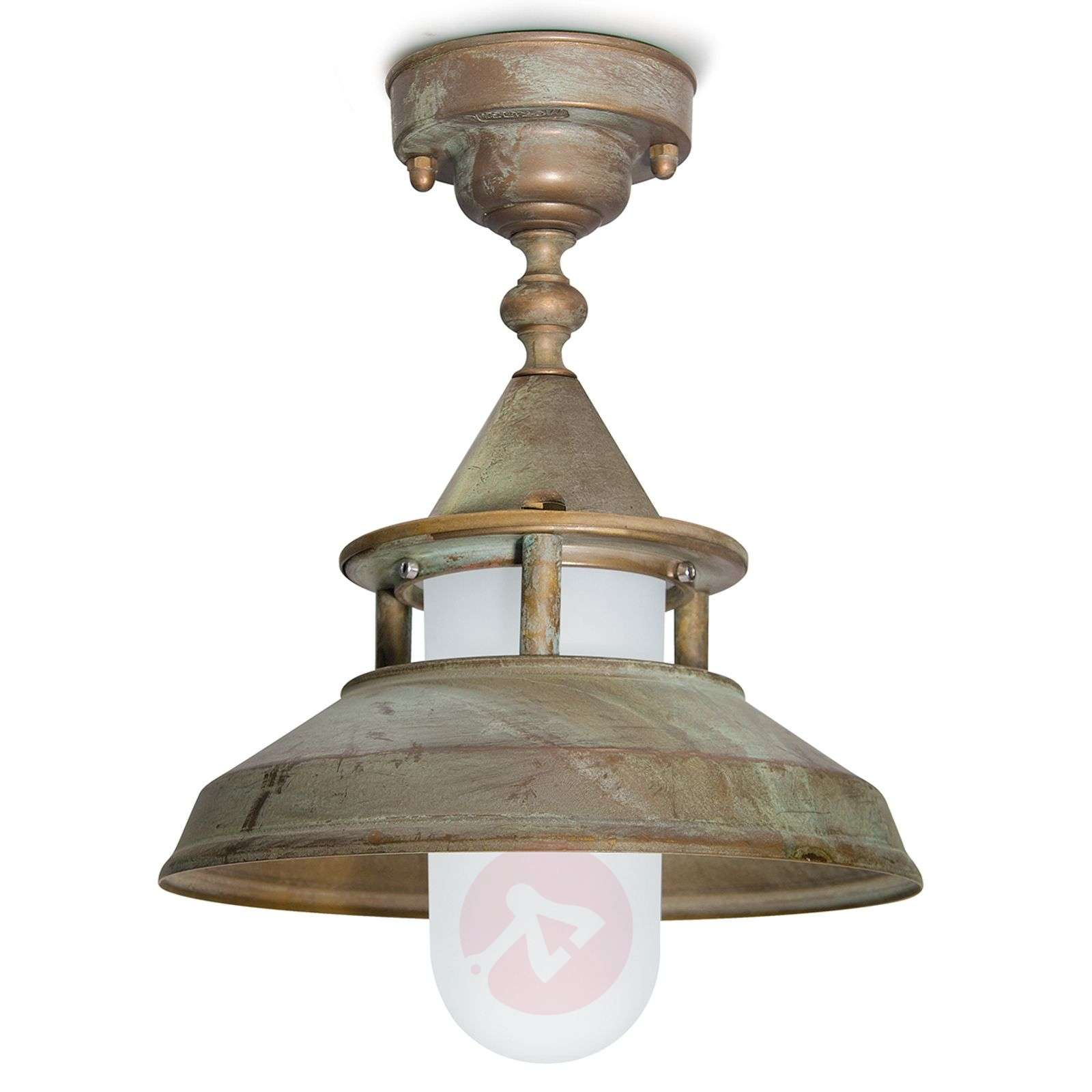 Seawater-resistant ceiling light Antique-6515369-01