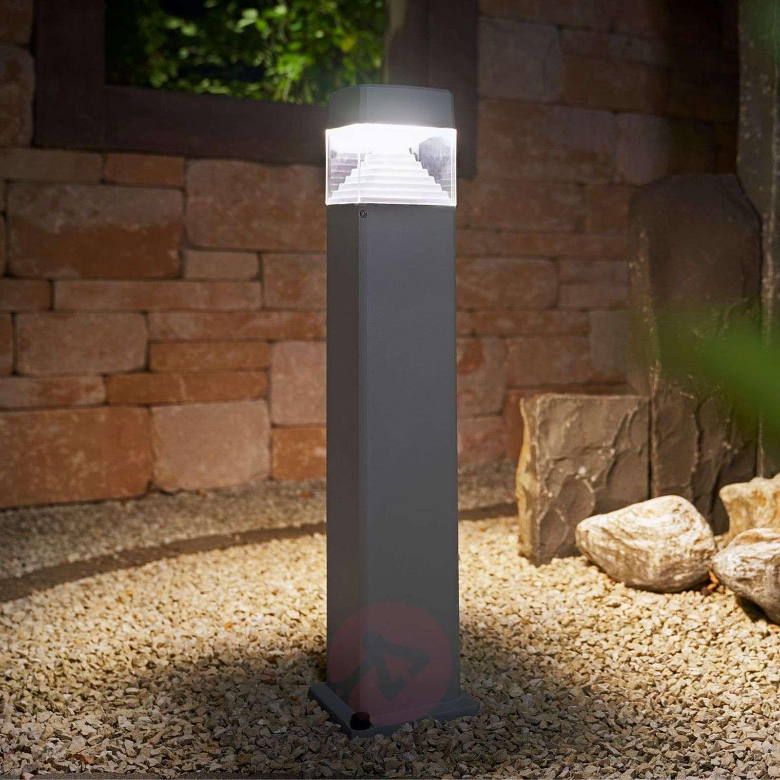 Seawater resistant LED path light Ester 800, grey-3538071-01
