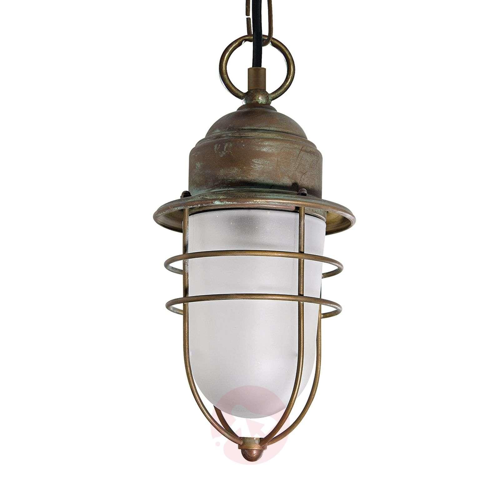 Seawater-resistant outdoor hanging light Matteo-6515215-01