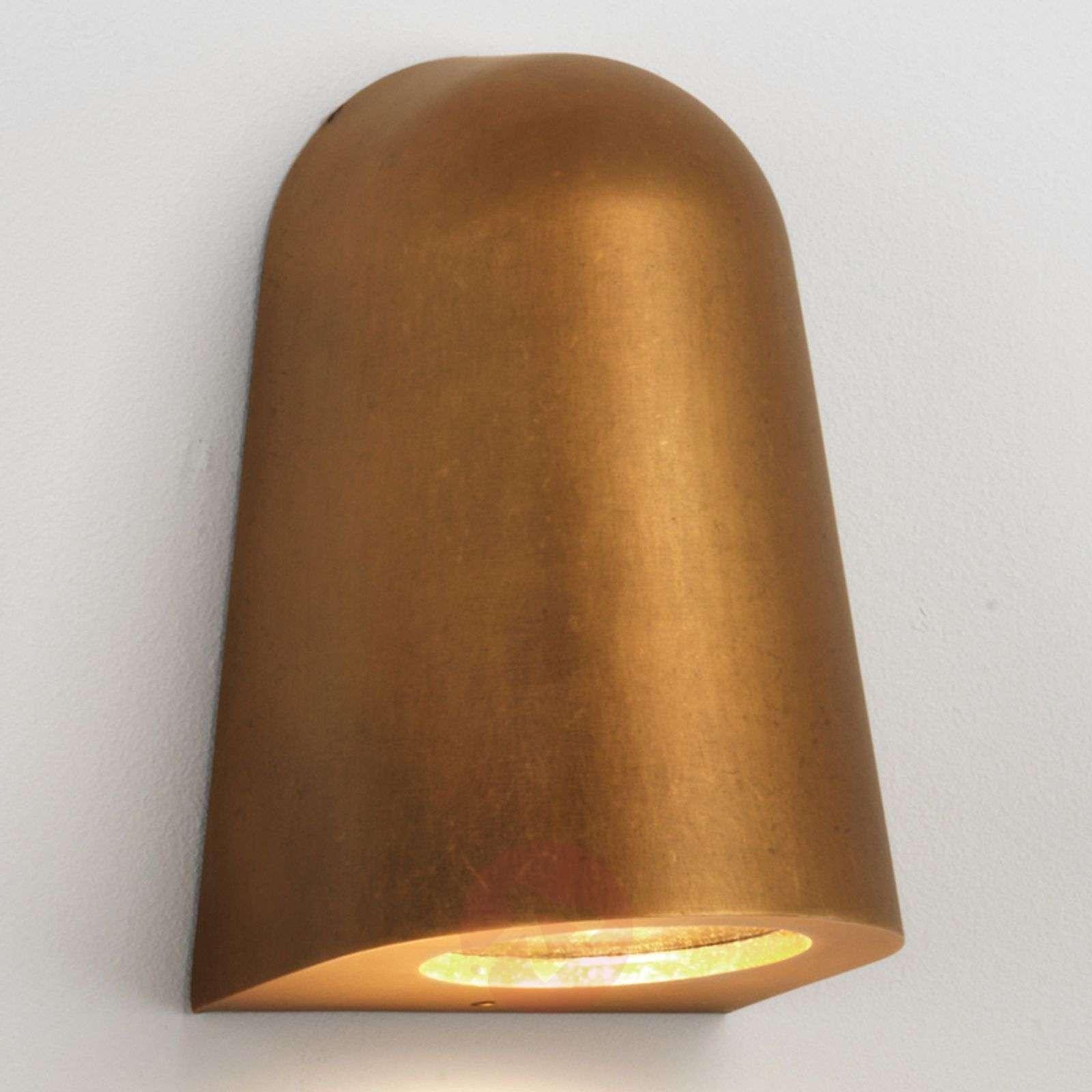 Seawater-resistant outdoor wall light Mast Light-1020563-01
