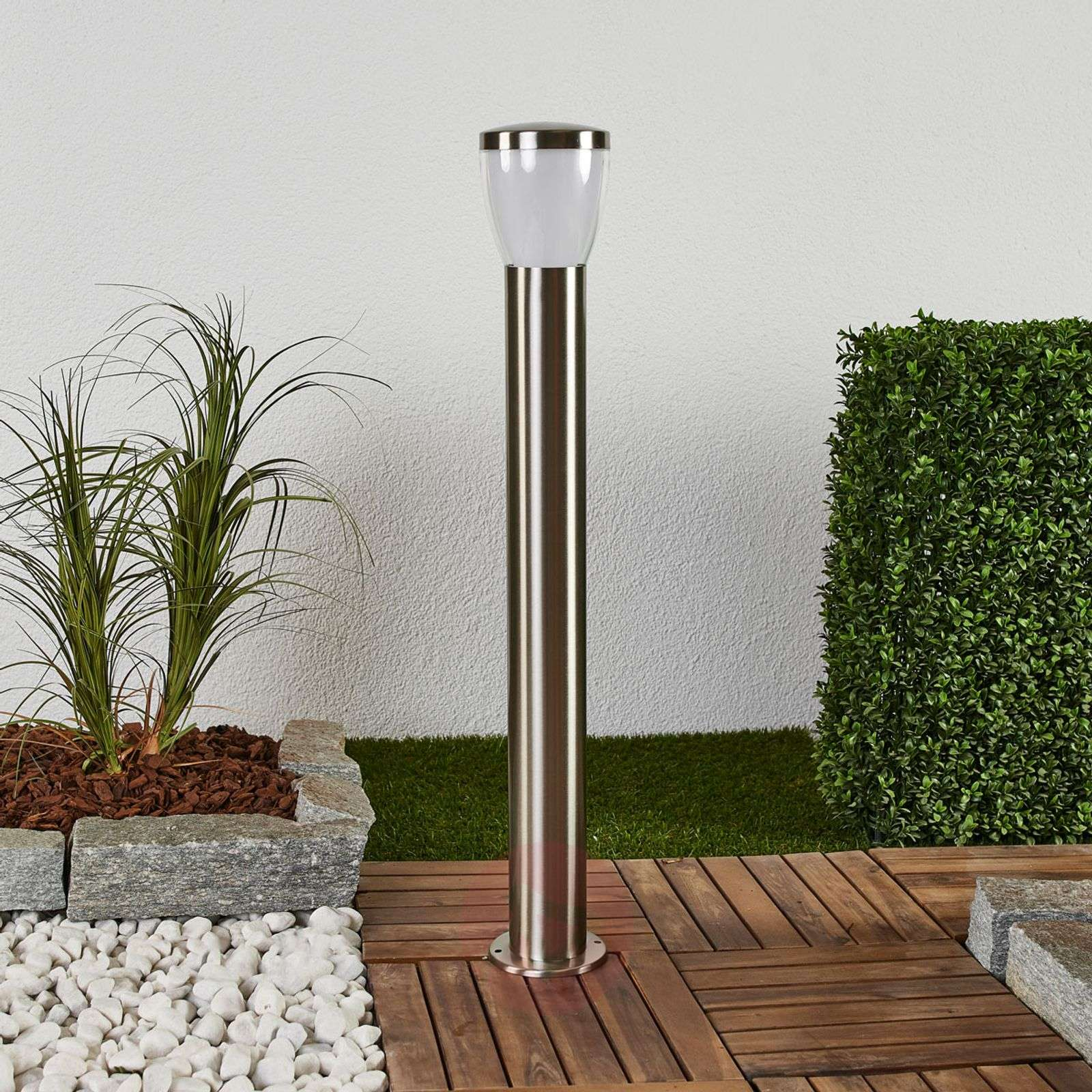 Selma LED path lamp in a modern design-9647088-01