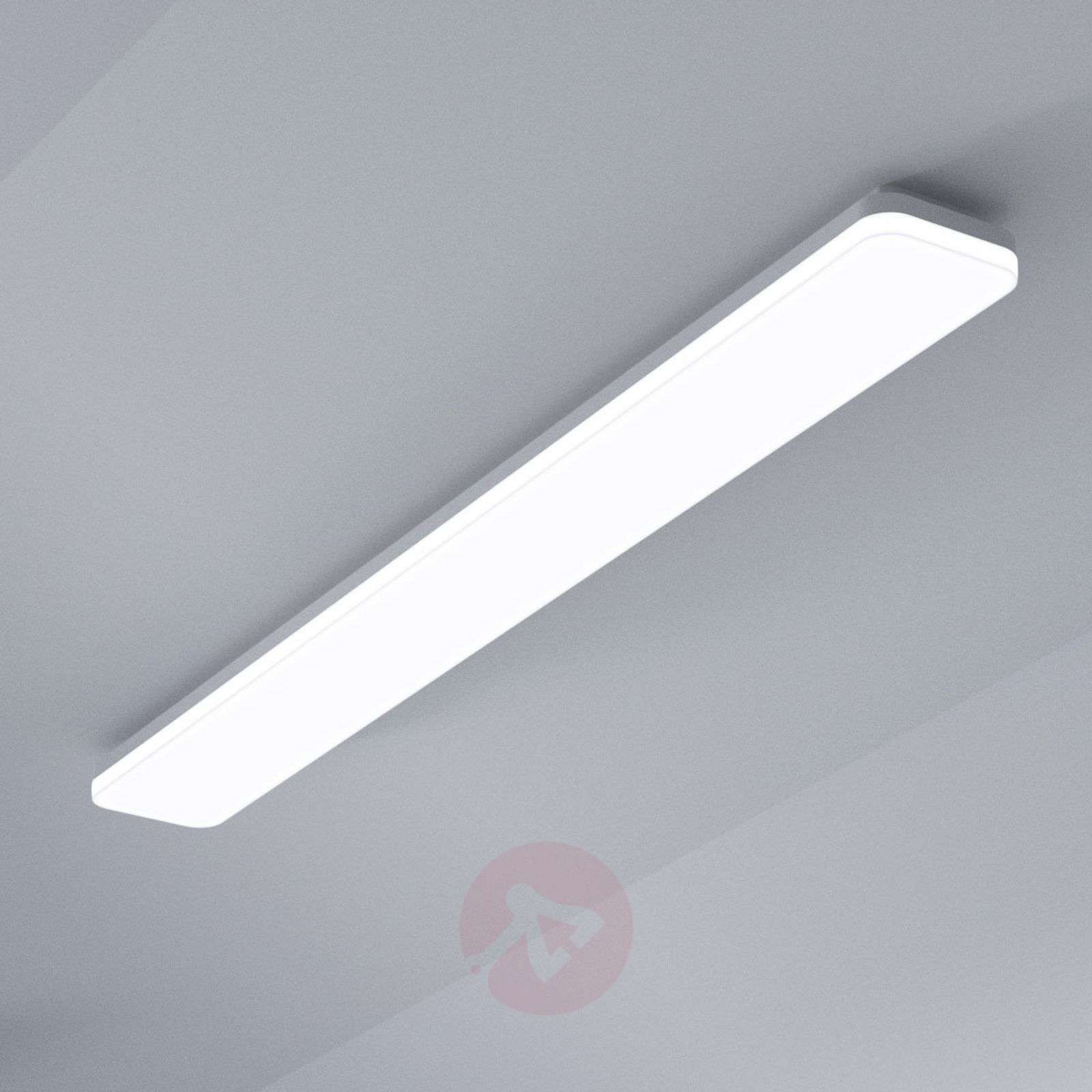 Sensor LED ceiling light Tamias, 4000K IP44 120 cm-9642008-04