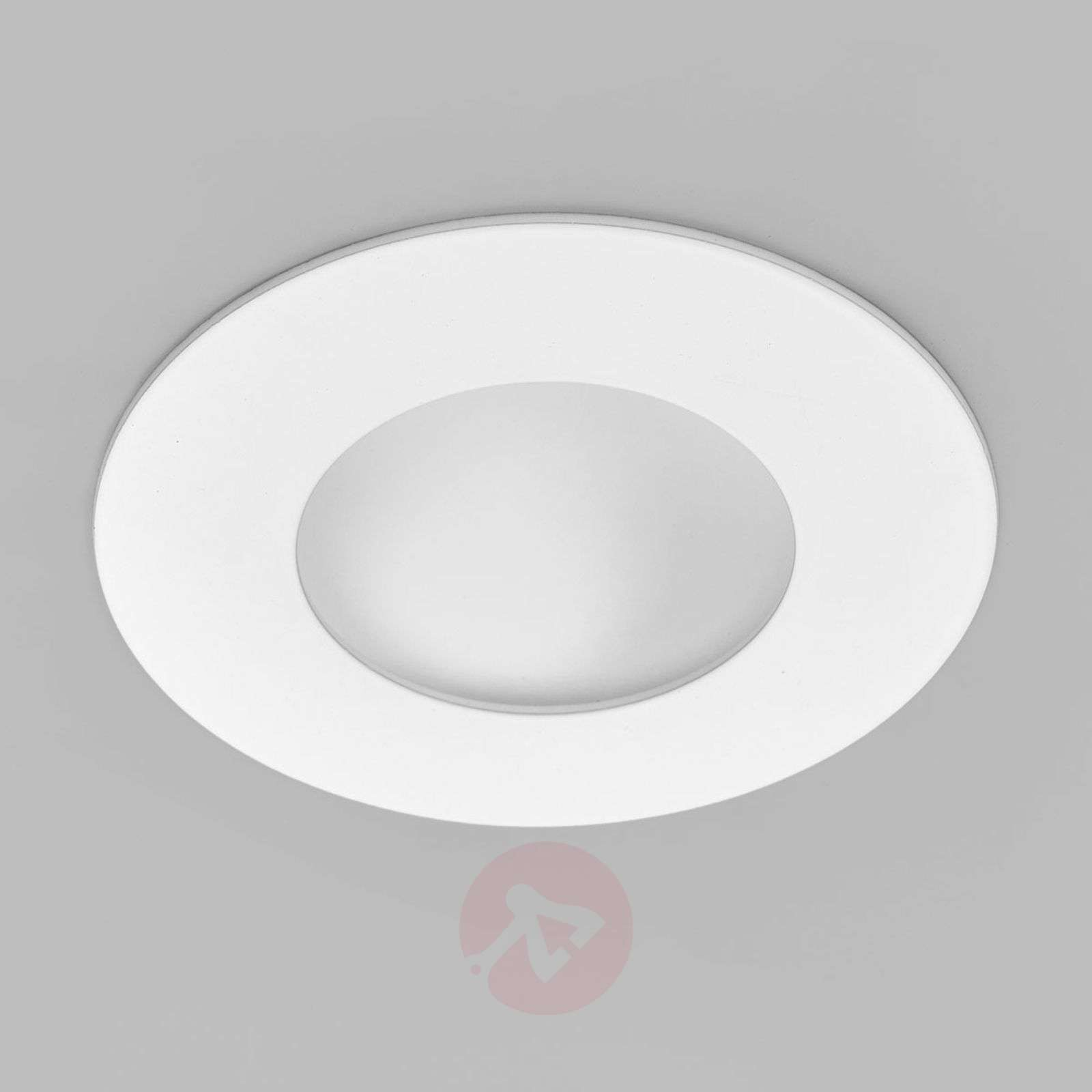 Set of 3 Orbita LED recessed lights, warm white-3057045-01