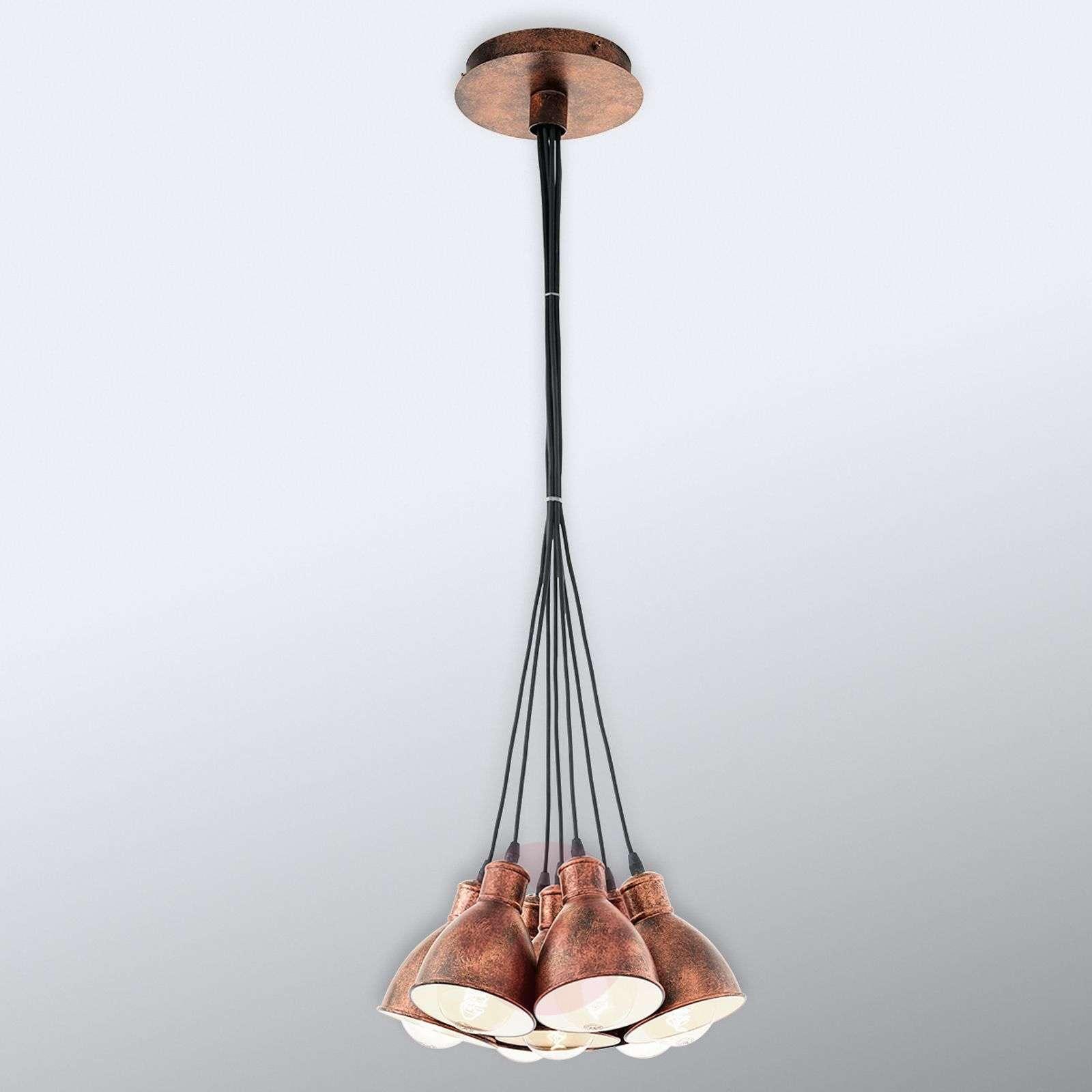 Seven-bulb Priddy 1 vintage hanging light-3031785-01