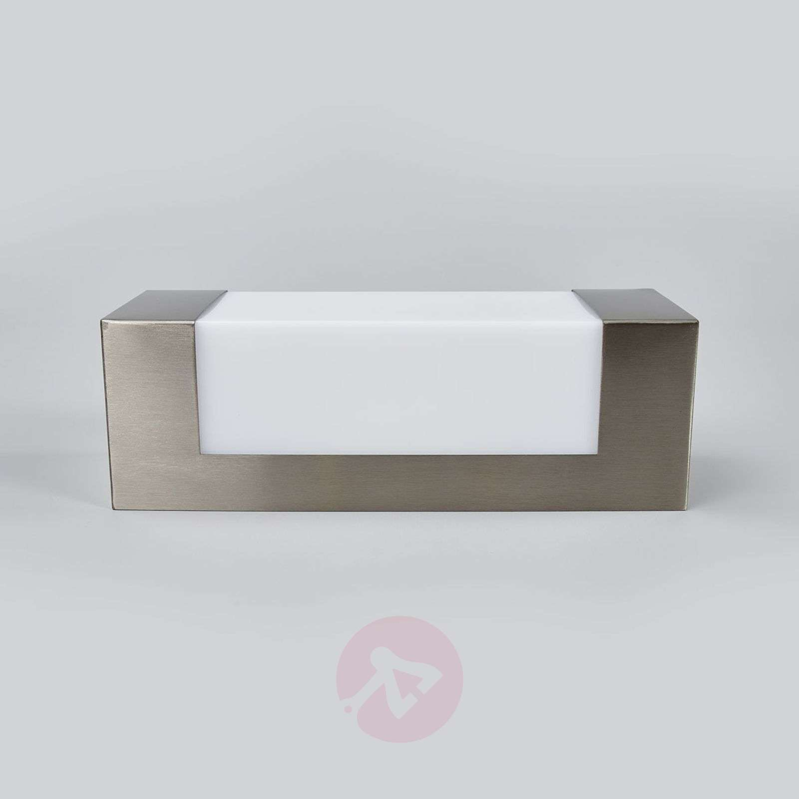Severina LED wall lamp made of stainless steel-9977039-01