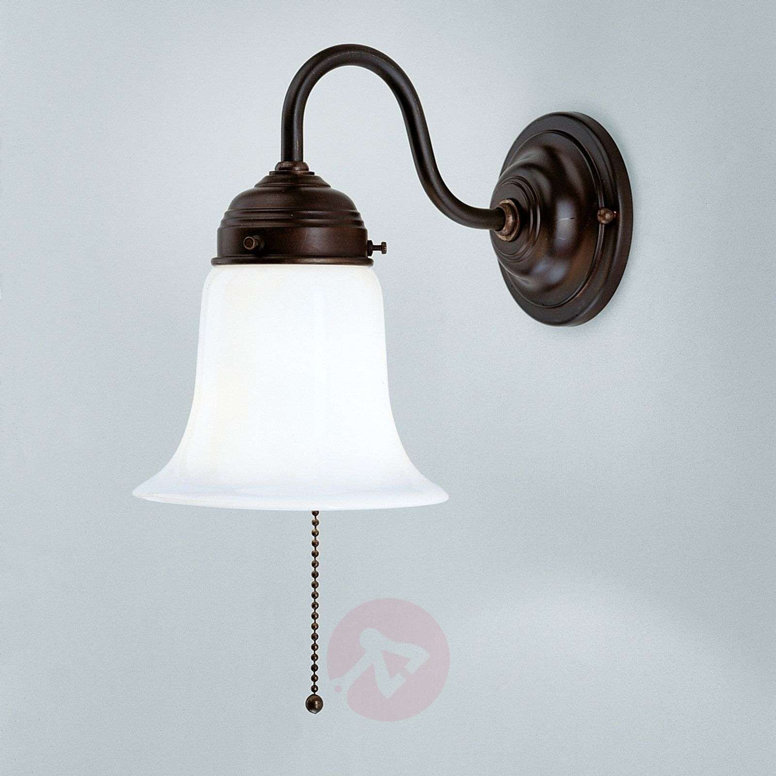 Sibille wall light with antique mount_1542094_1