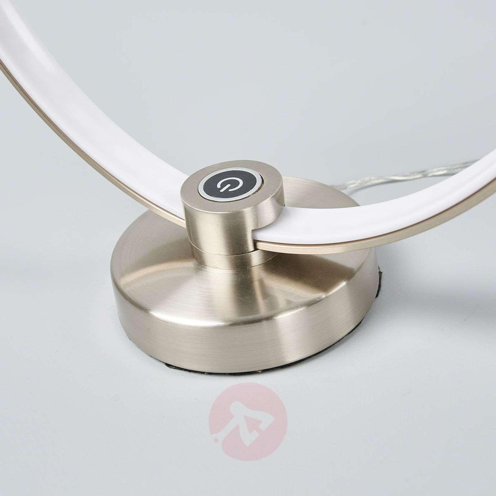 Sidar circular LED table lamp-9985082-02