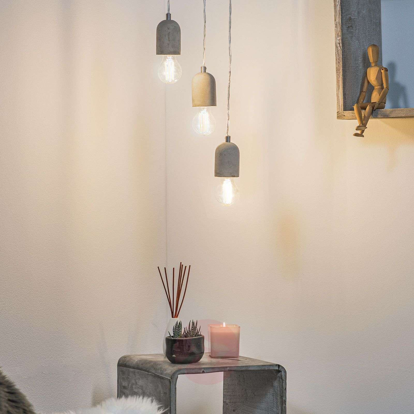 Silvares hanging light with minimalist design-3031817-01