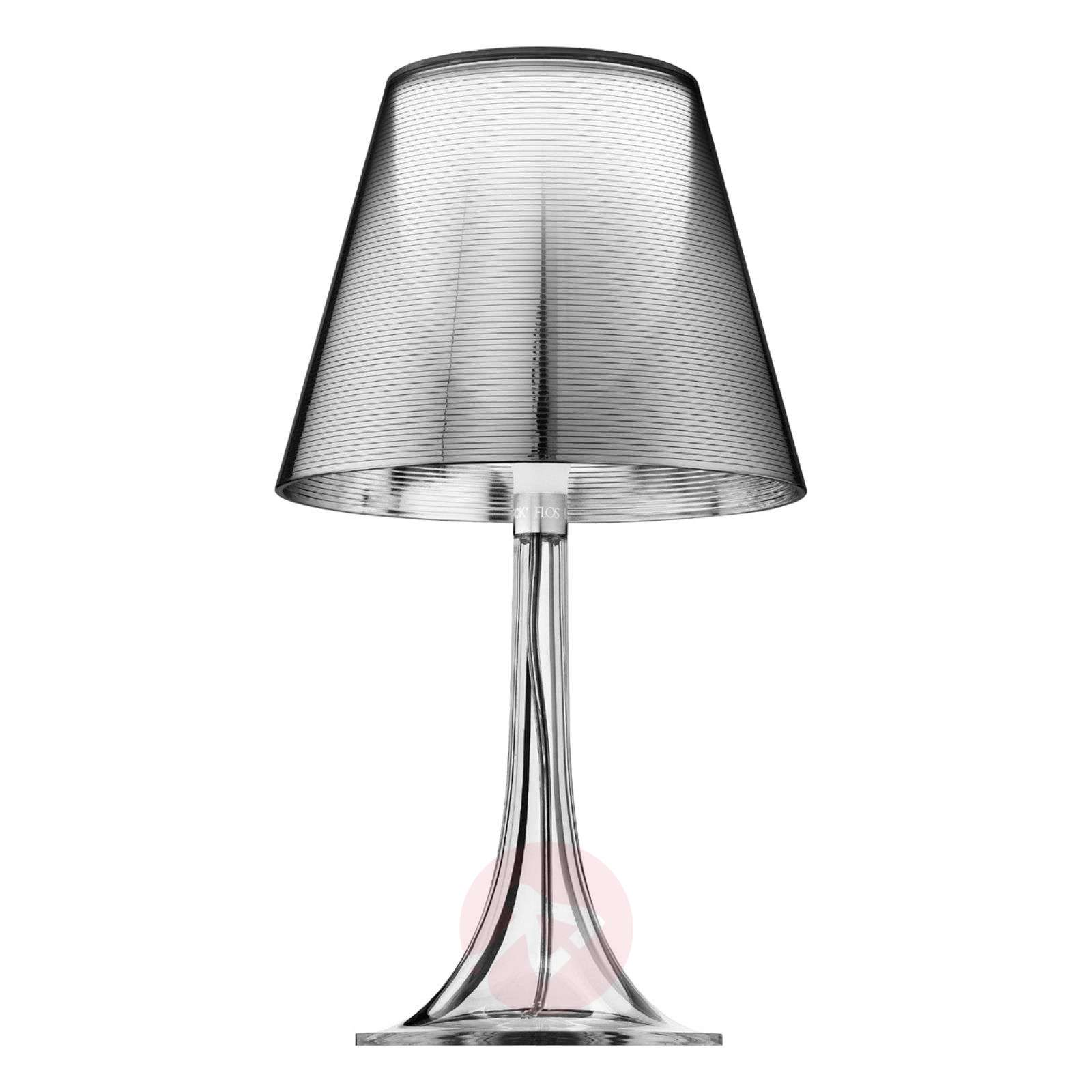 Silver table lamp MISS K with a retro design-3510015-02