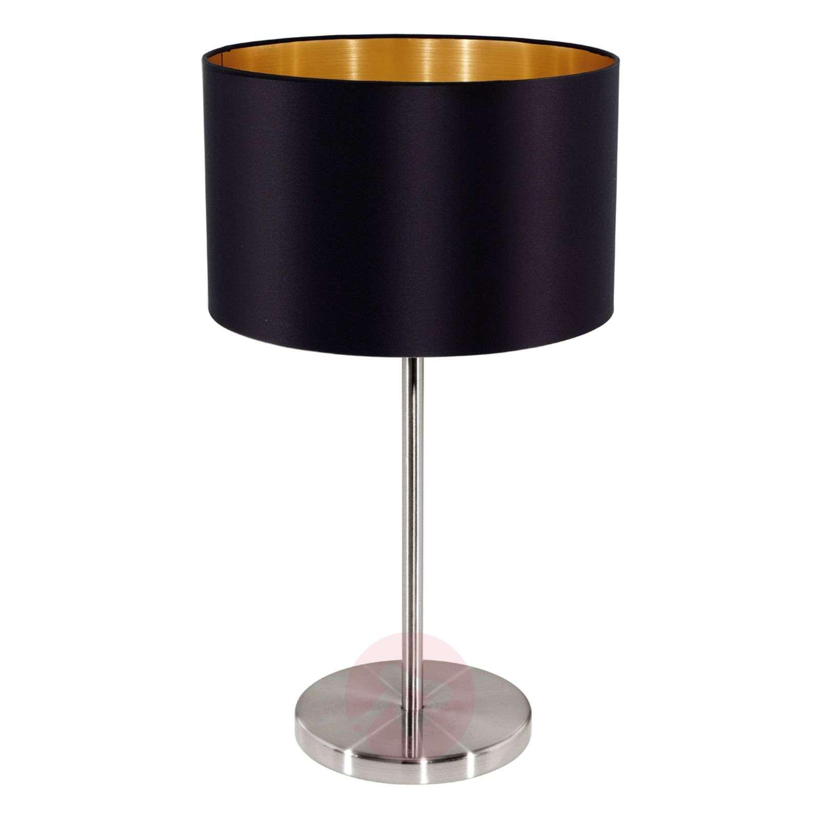 Simple Lecio fabric table lamp-3031700-02